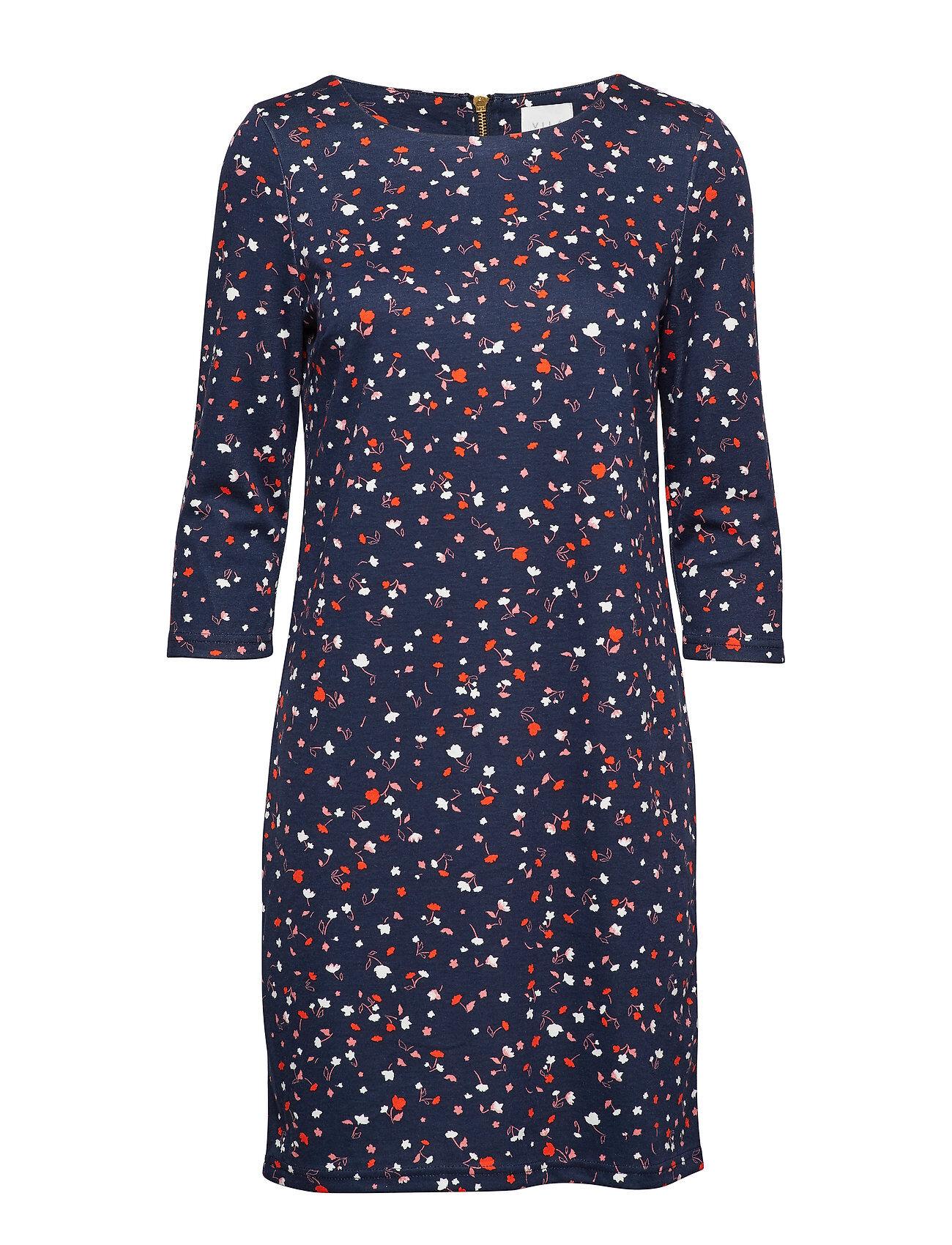 Image of VILA Vitinny New Dress - Lux Lyhyt Mekko Sininen VILA