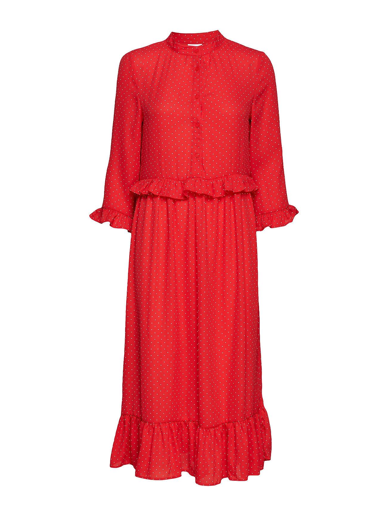 Vila Viselta 3/4 Midi Dress /Rx