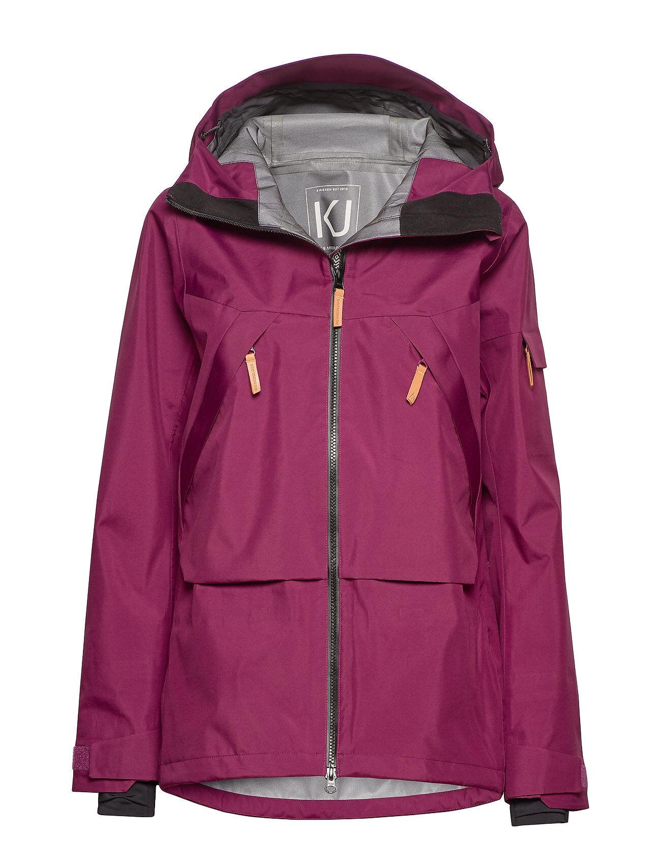 WearColour Owl Jacket Outerwear Sport Jackets Liila WearColour