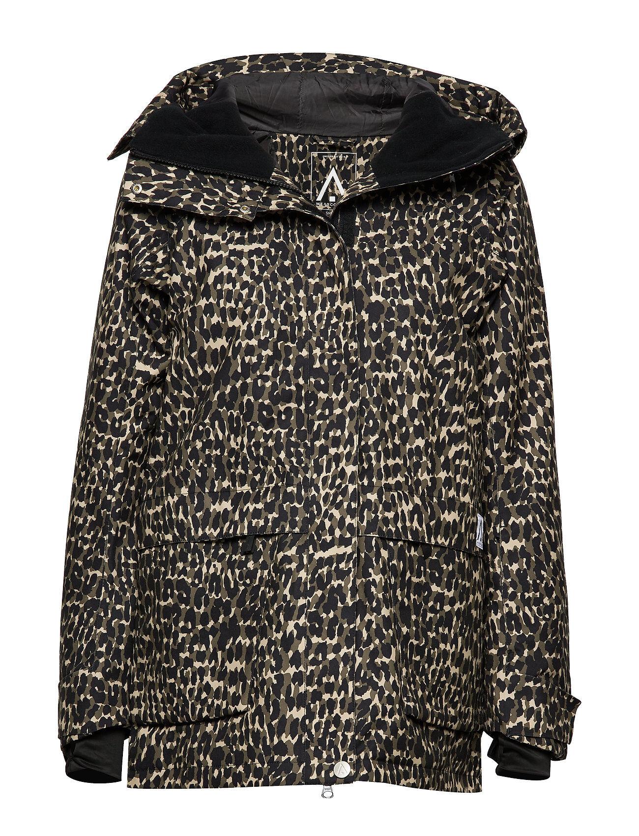 WearColour Blaze Jacket Outerwear Sport Jackets Ruskea WearColour