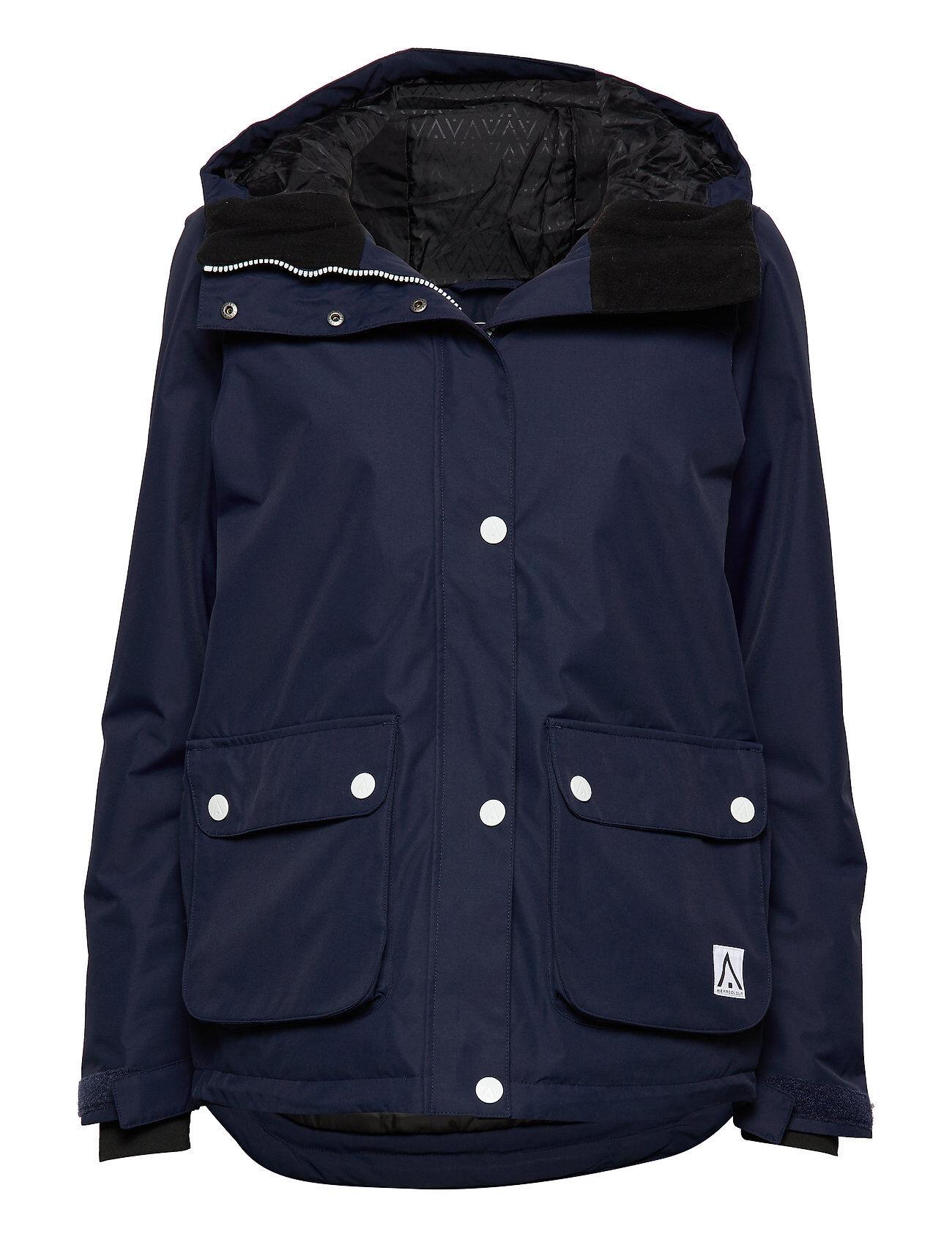 WearColour Ida Jacket Outerwear Sport Jackets Sininen WearColour