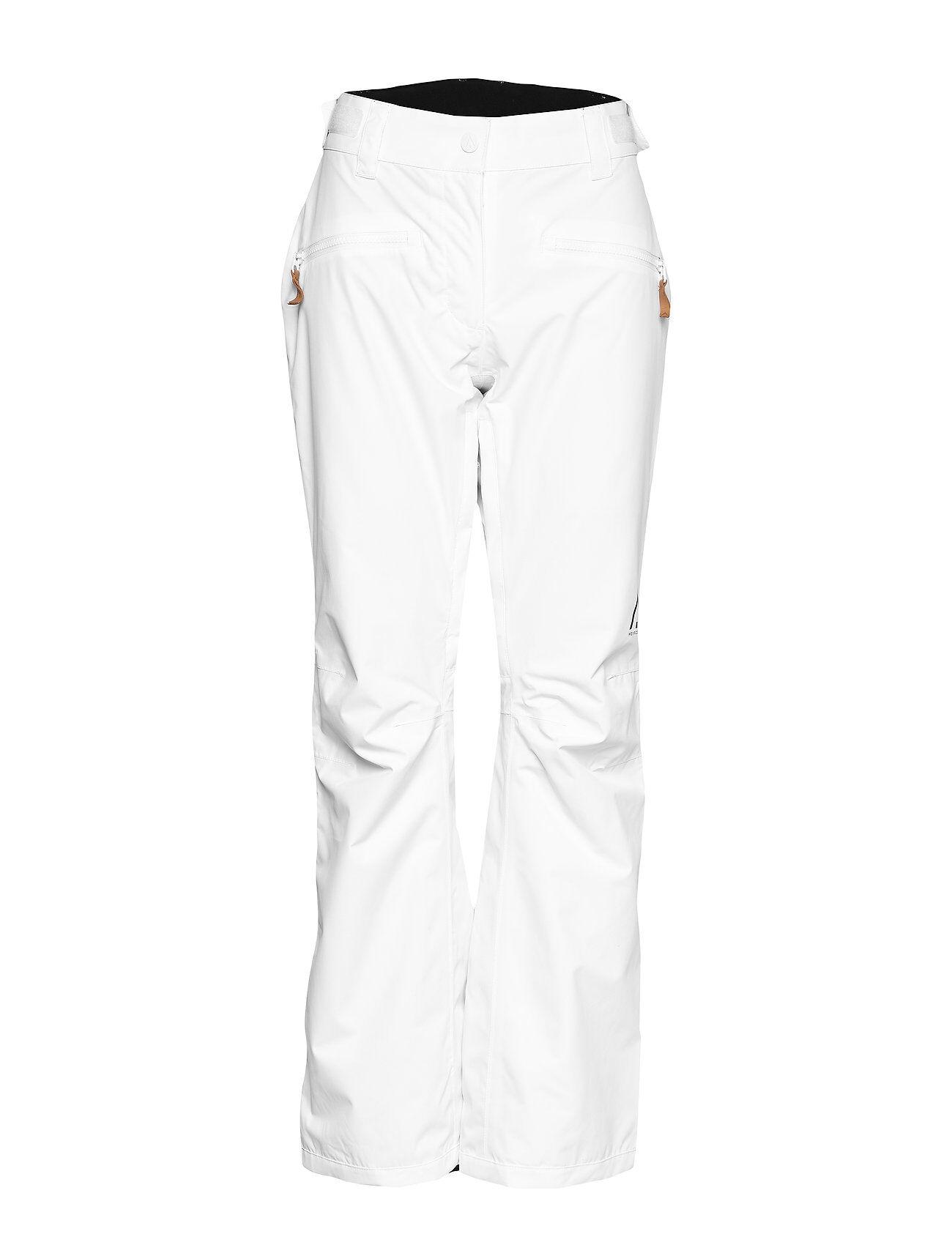 WearColour Cork Pant Sport Pants Valkoinen WearColour