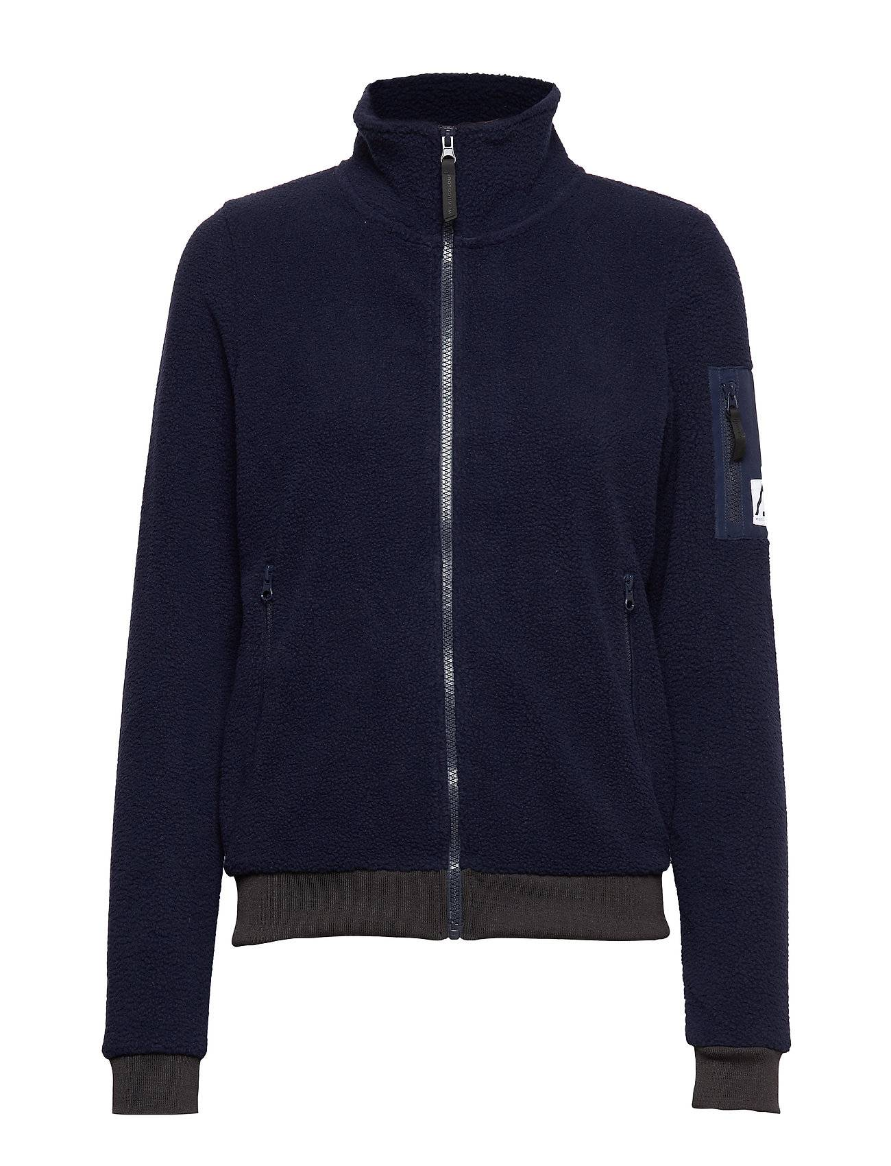 WearColour Boom Jacket Kesätakki Ohut Takki Sininen WearColour