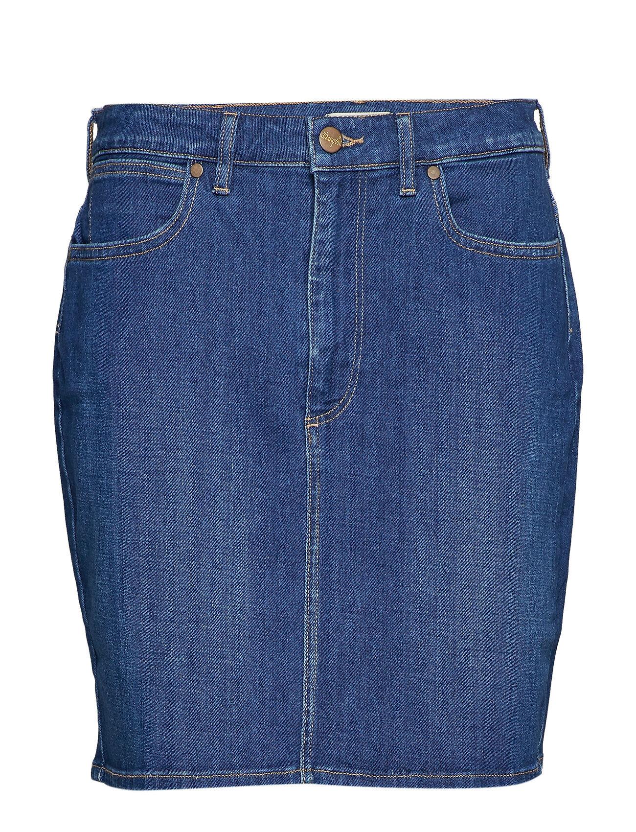 Wrangler Mid Length Skirt