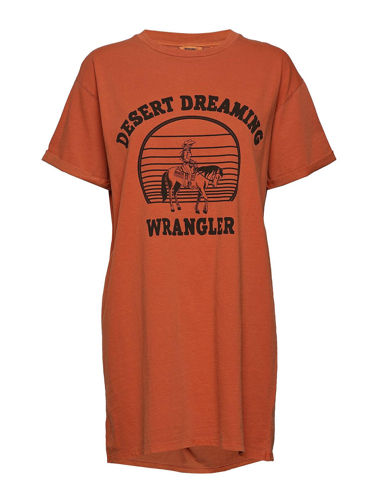 Wrangler Tee Dress
