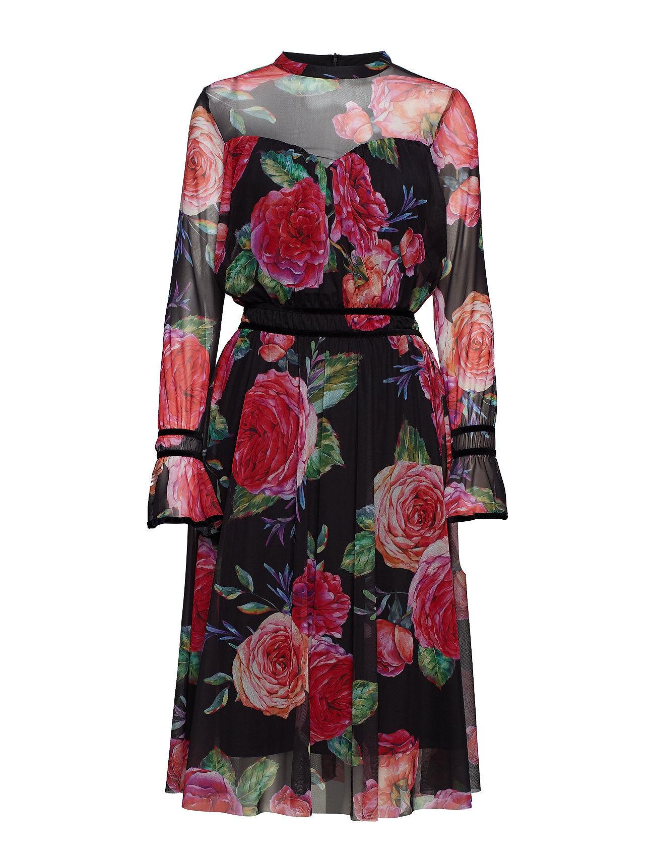 Yasmellow Ls Dress - Da