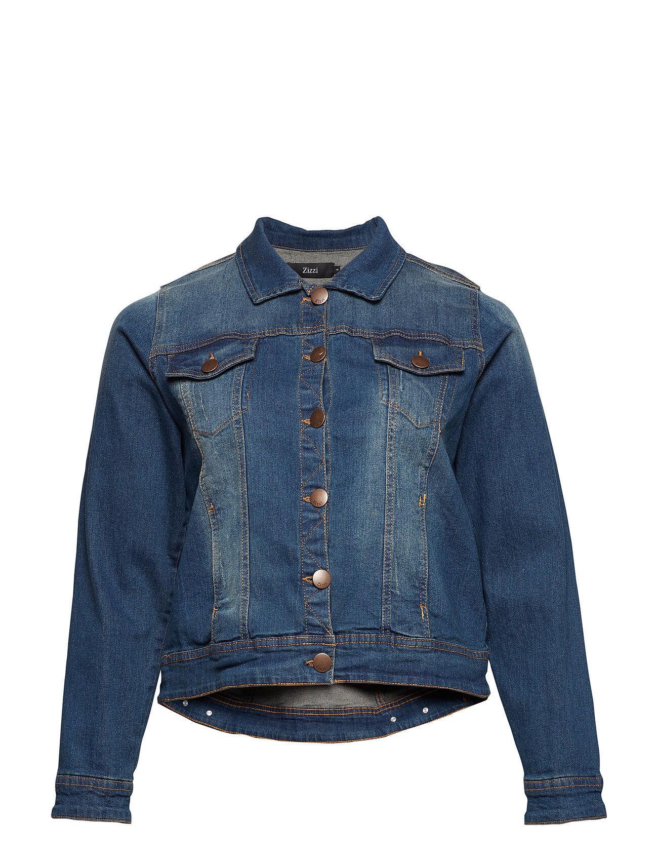 Zizzi Jacket, Long Sleeve