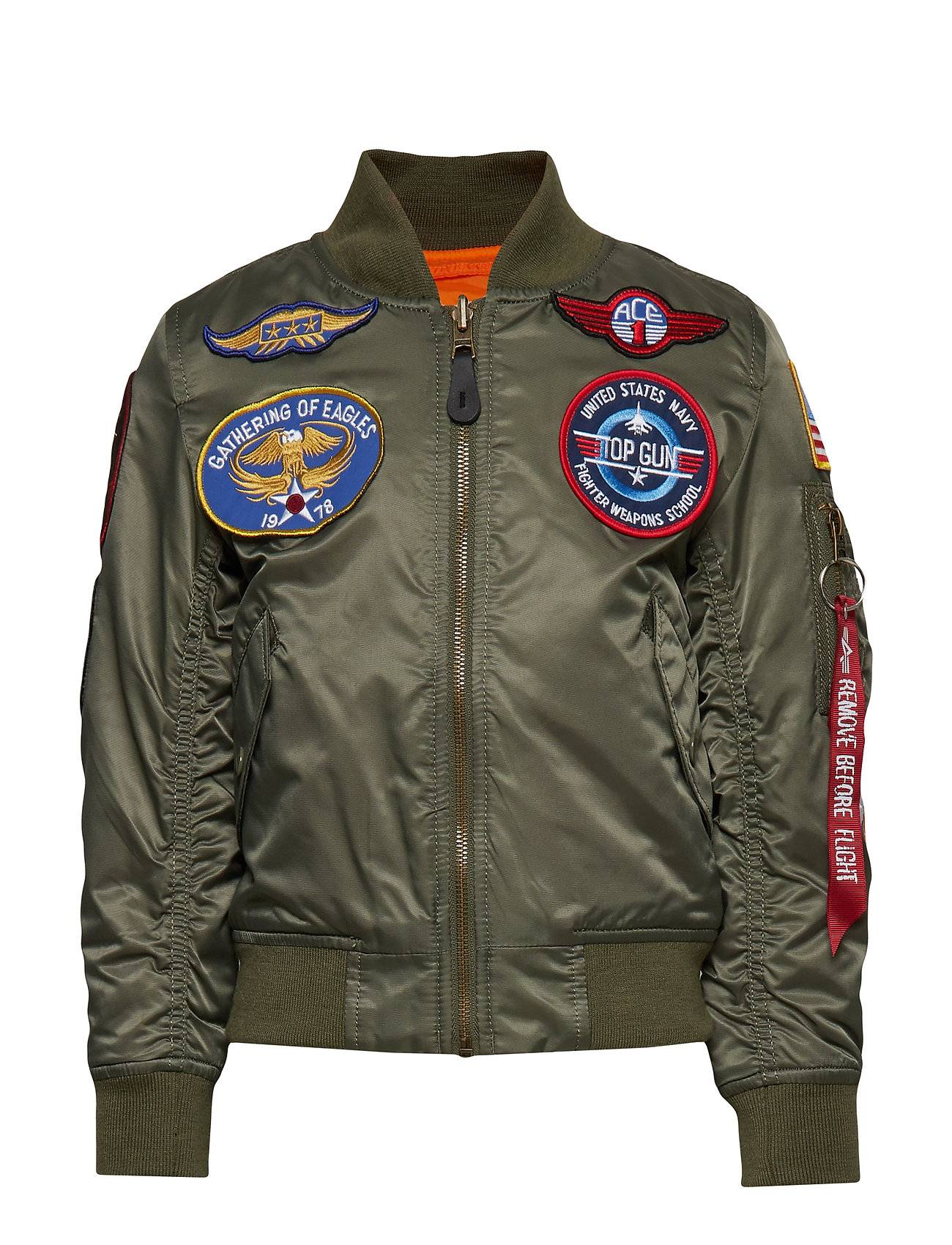 Alpha Industries Ma-1 Patch Youth