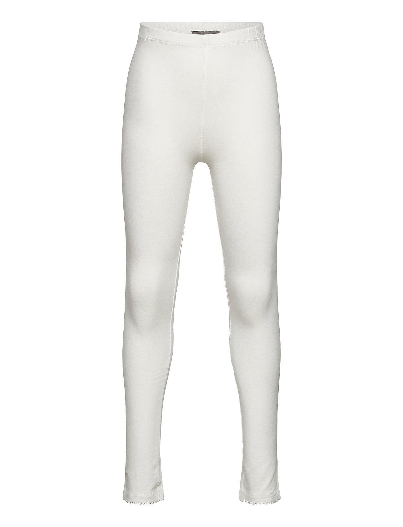 Creamie Leggings Leggingsit Valkoinen Creamie