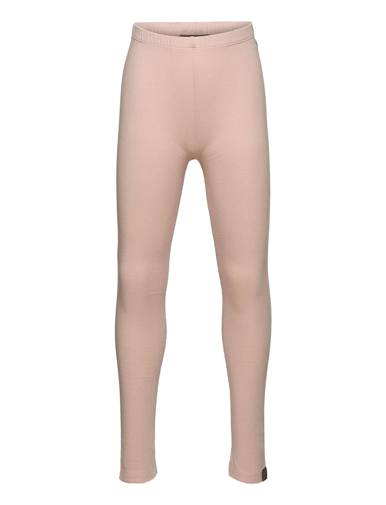 Creamie Leggings Leggingsit Vaaleanpunainen Creamie