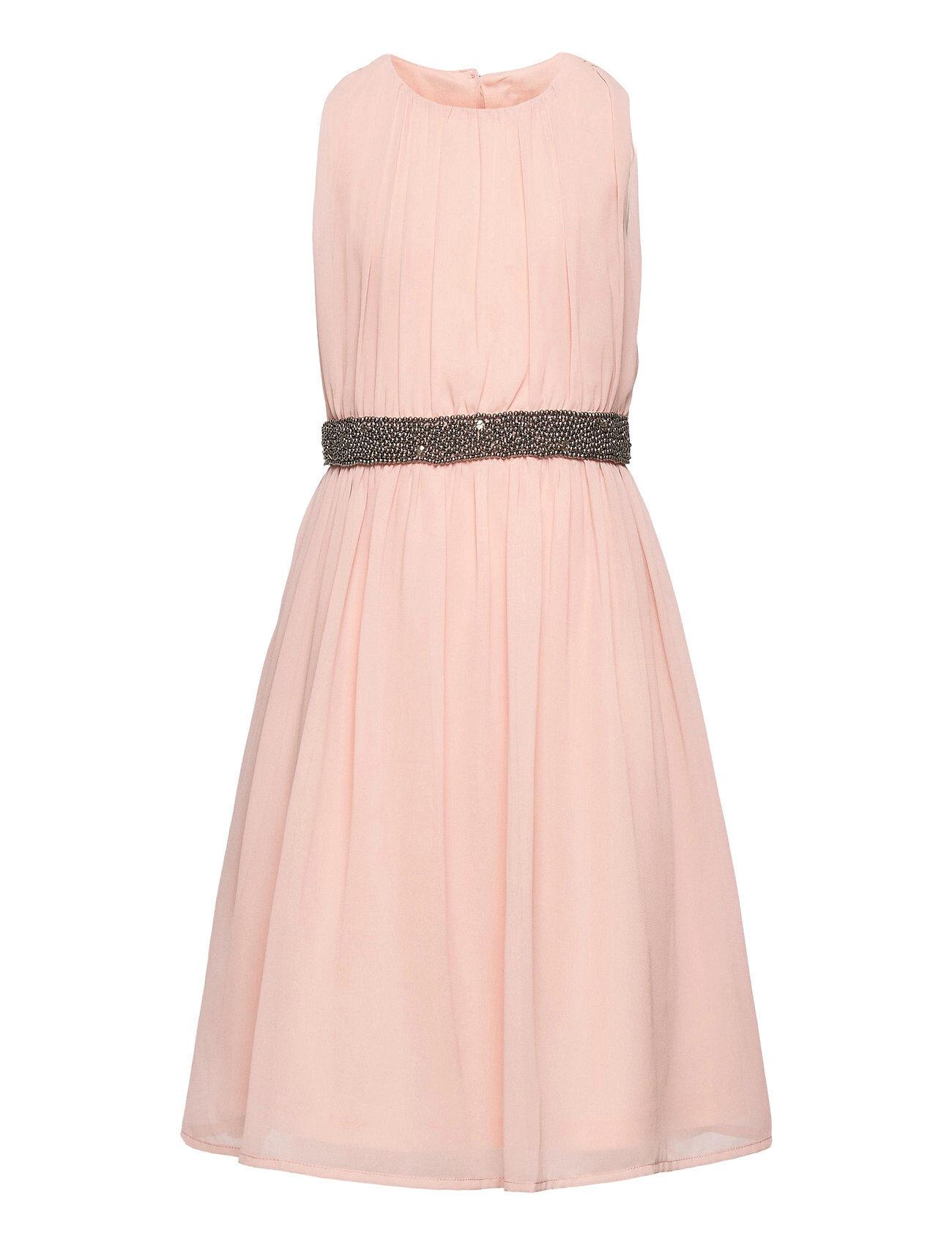 Creamie Dress Mekko Vaaleanpunainen Creamie