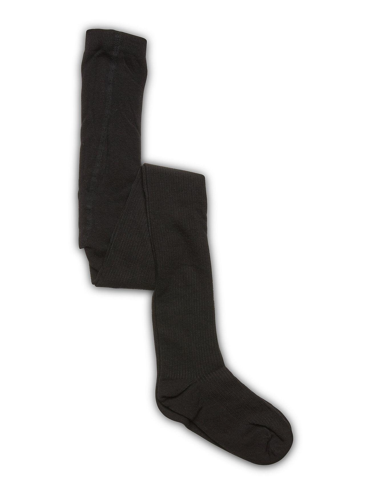 Creamie Stockings Sukkahousut Musta Creamie