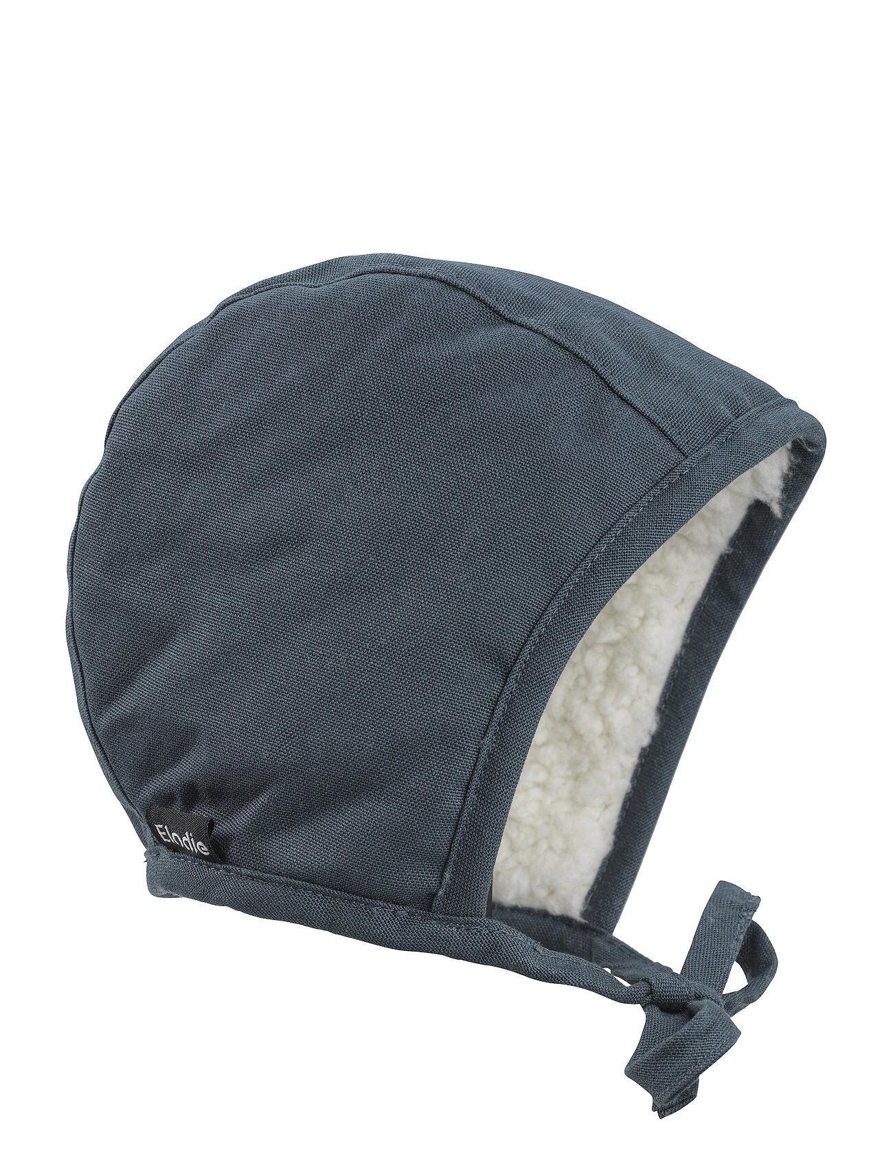 Elodie Details Winter B T - Juniper Blue Accessories Headwear Hats Sininen Elodie Details
