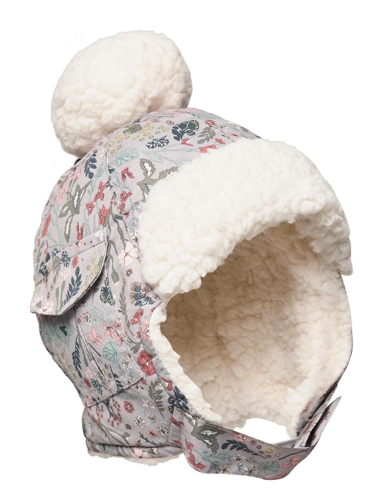 Elodie Details Cap - Vintage Flower Accessories Headwear Hats Monivärinen/Kuvioitu Elodie Details