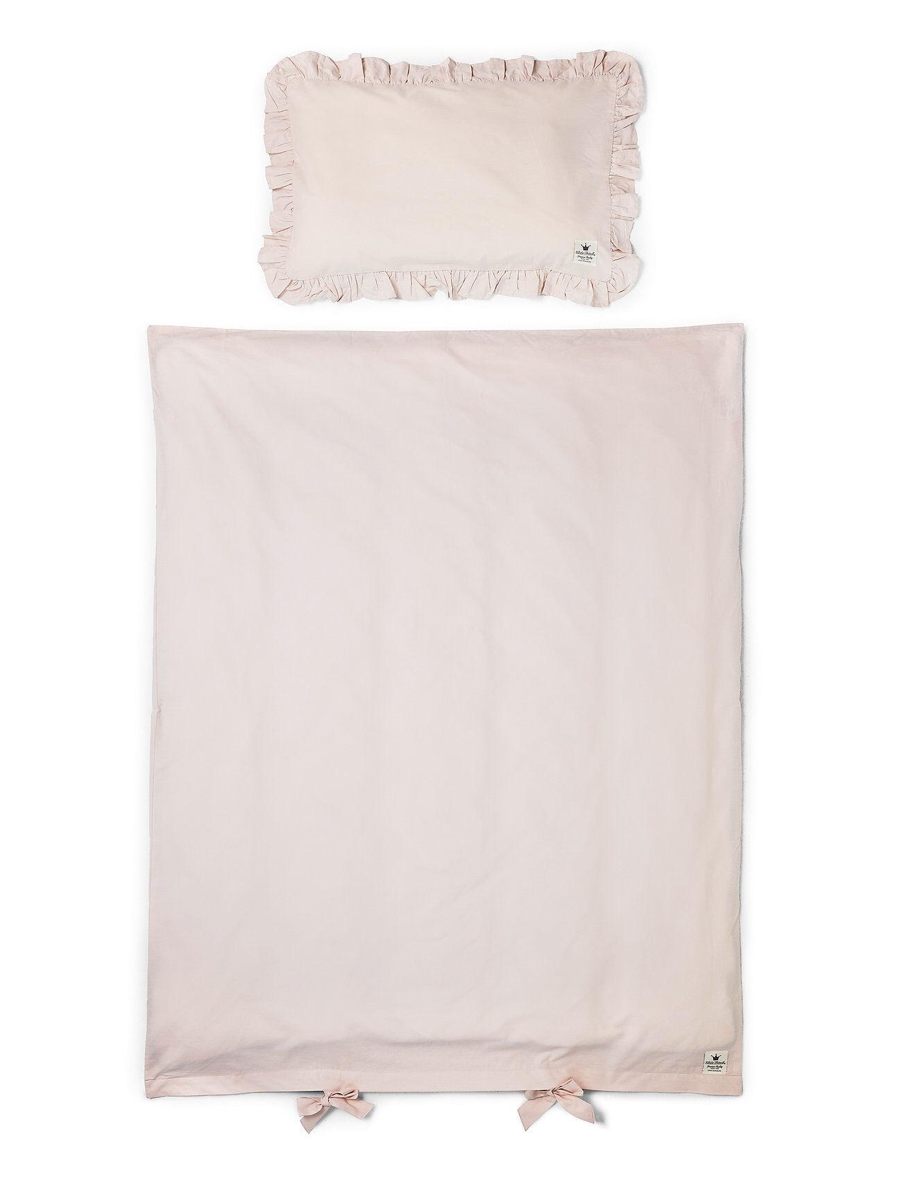 Elodie Details Crib Bedding Set - Powder Pink Home Sleep Time Bedding & Sheets Vaaleanpunainen Elodie Details