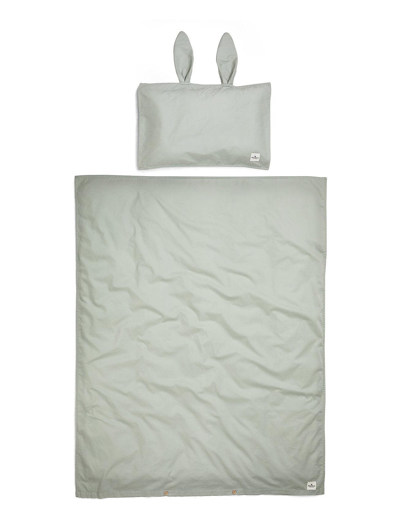 Elodie Details Crib Bedding Set - Mineral Green Home Sleep Time Bedding & Sheets Vihreä Elodie Details