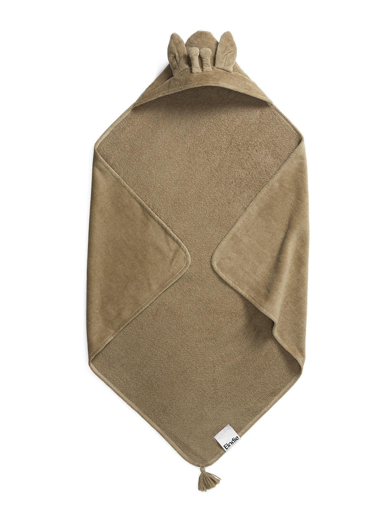 Elodie Details Hooded Towel - Kindly Konrad Home Bath Time Towels And Cloths Beige Elodie Details