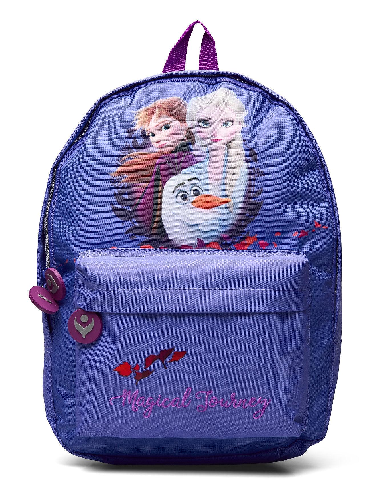 Disney Frozen 2 Backpack Accessories Bags Backpacks Sininen Disney Frozen