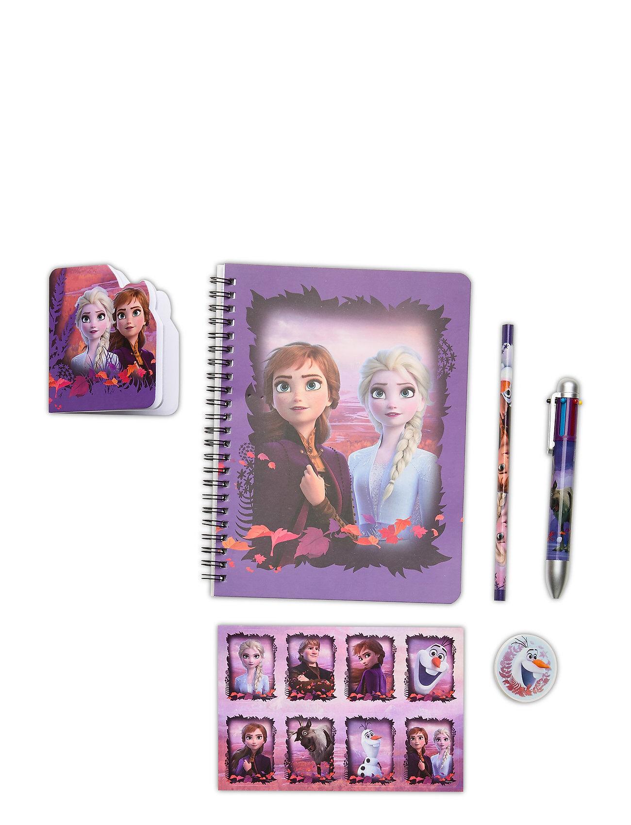 Disney Frozen 2 Writing Set Play Time Creativity Liila Disney Frozen