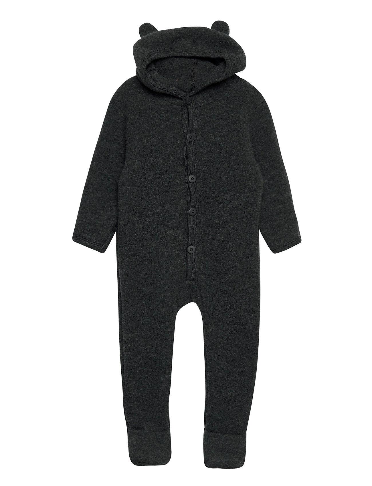 Fixoni Hush Wool Wholesuit Outerwear Base Layers Harmaa Fixoni