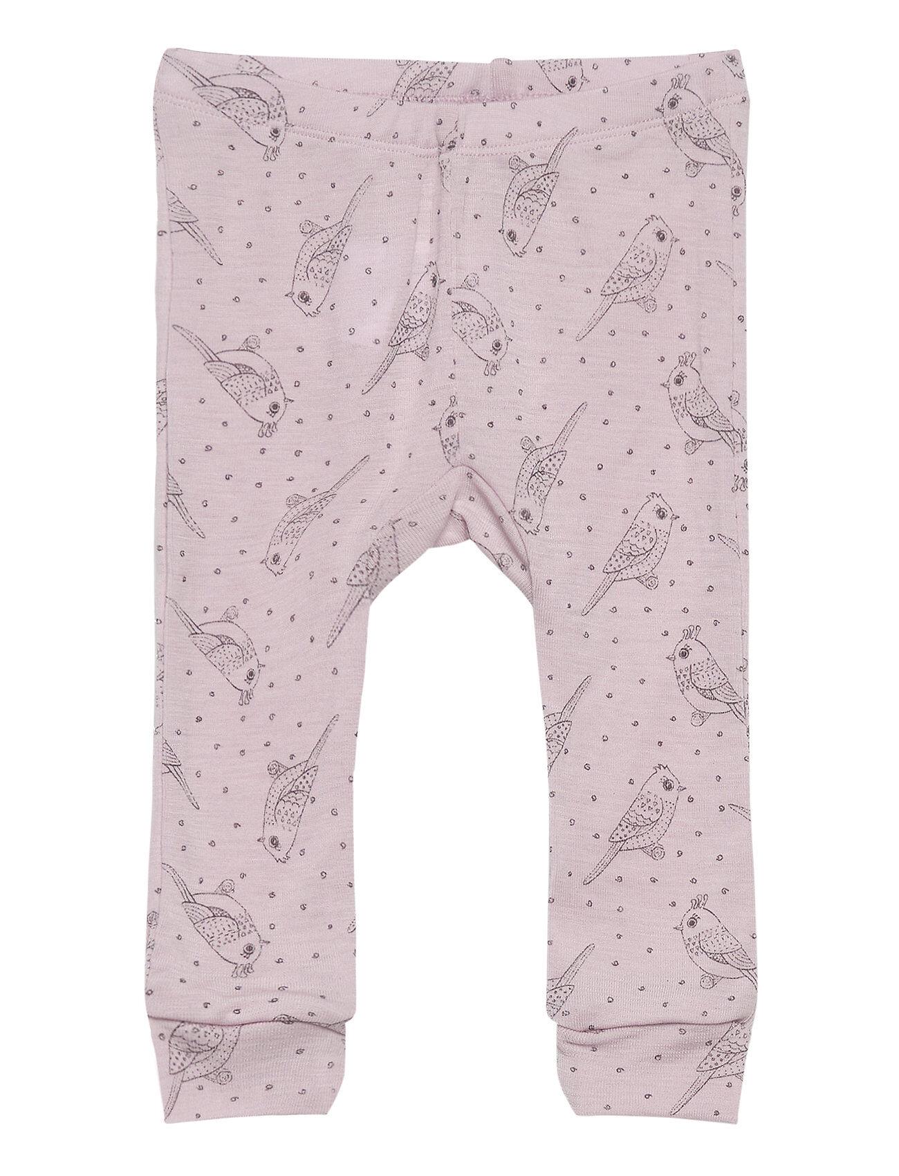 Fixoni Joy Pants - Oekotex Housut Vaaleanpunainen Fixoni