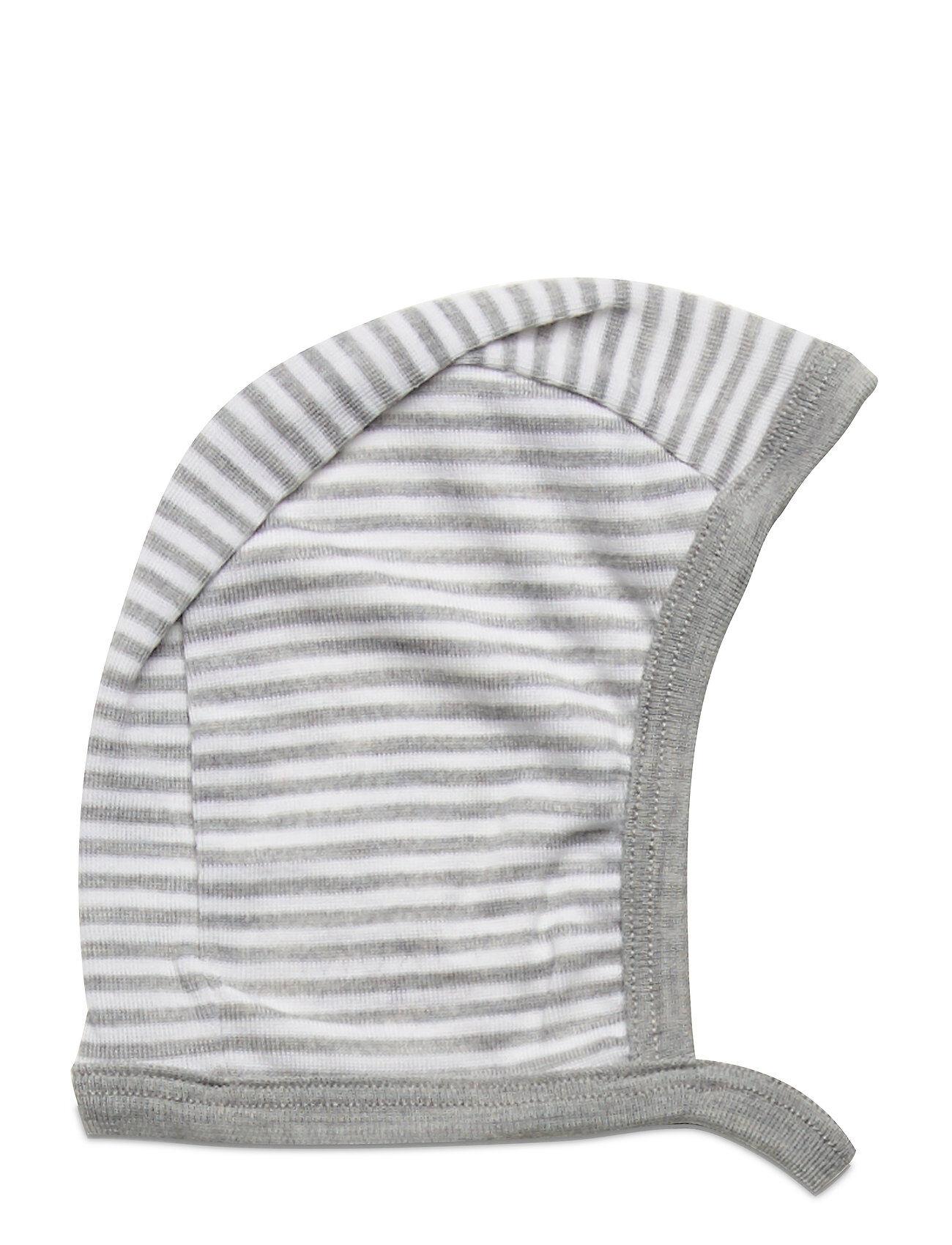 Fixoni Joy Helmet - Oekotex Accessories Headwear Hats Harmaa Fixoni