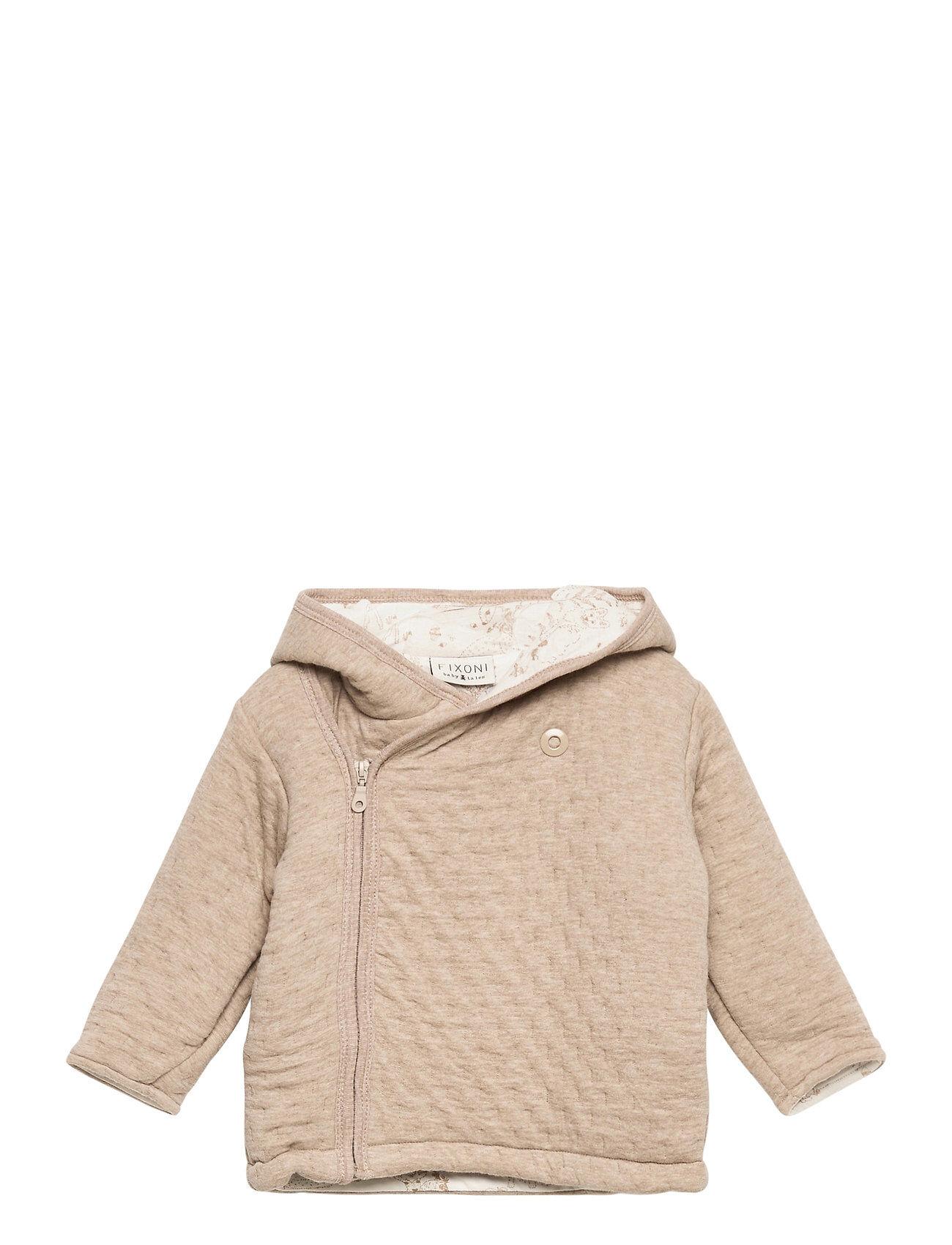 Fixoni Jacket -Oekotex Outerwear Thermo Outerwear Thermo Jackets Kermanvärinen Fixoni