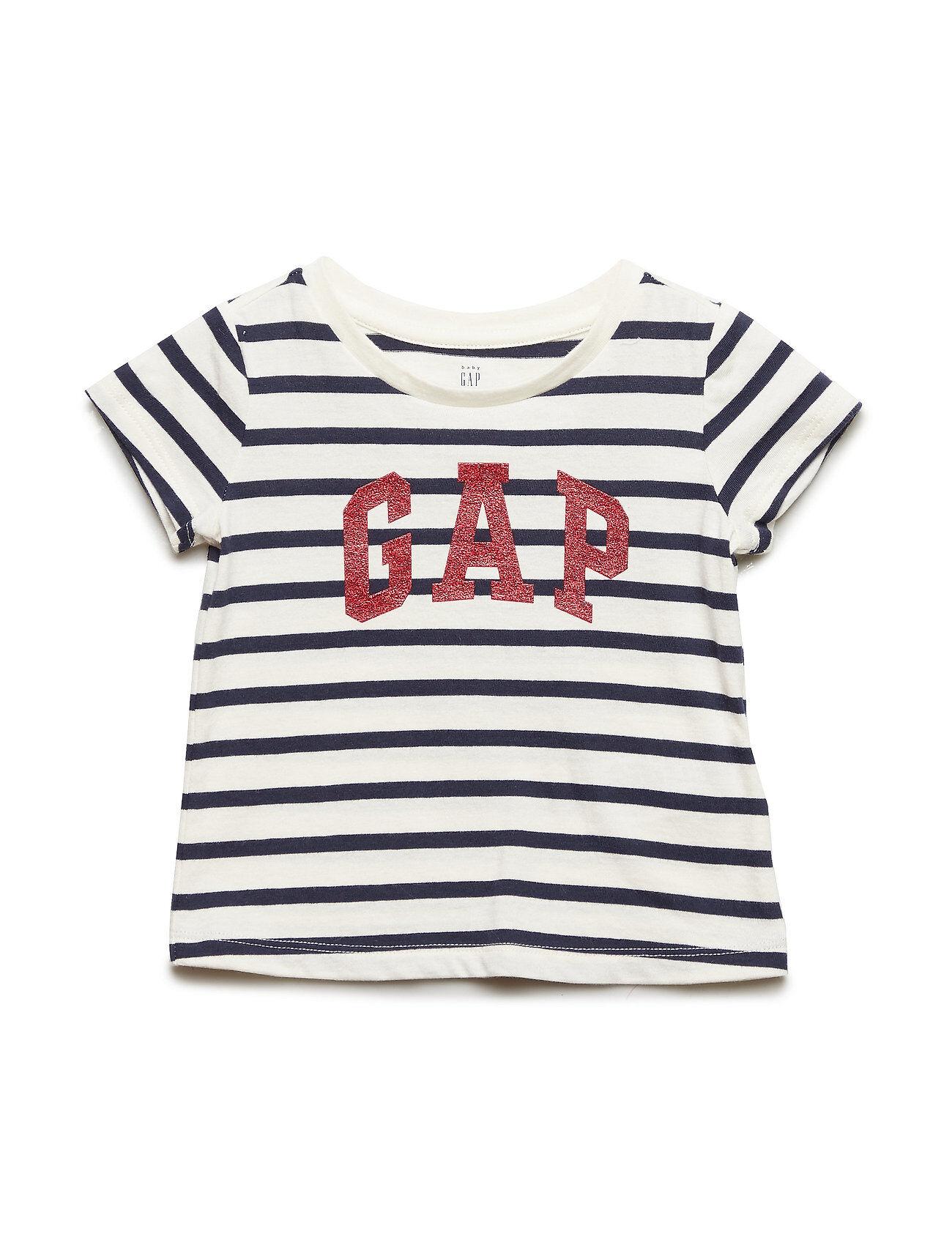 GAP Sh Jpn Excl Golden Wk Gr T T-shirts Short-sleeved Kermanvärinen