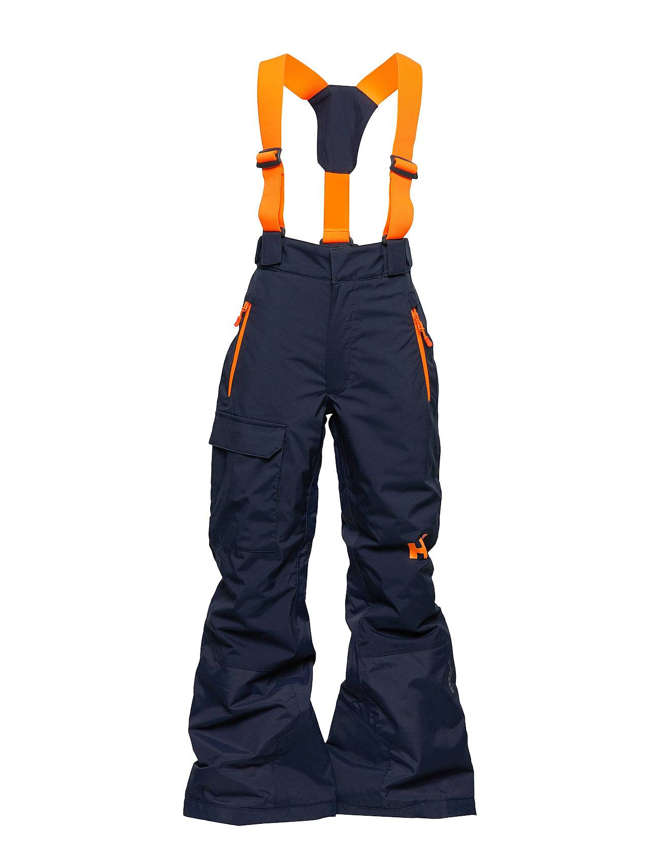 Helly Hansen Jr No Limits Pant Outerwear Thermo Outerwear Thermo Trousers Sininen Helly Hansen