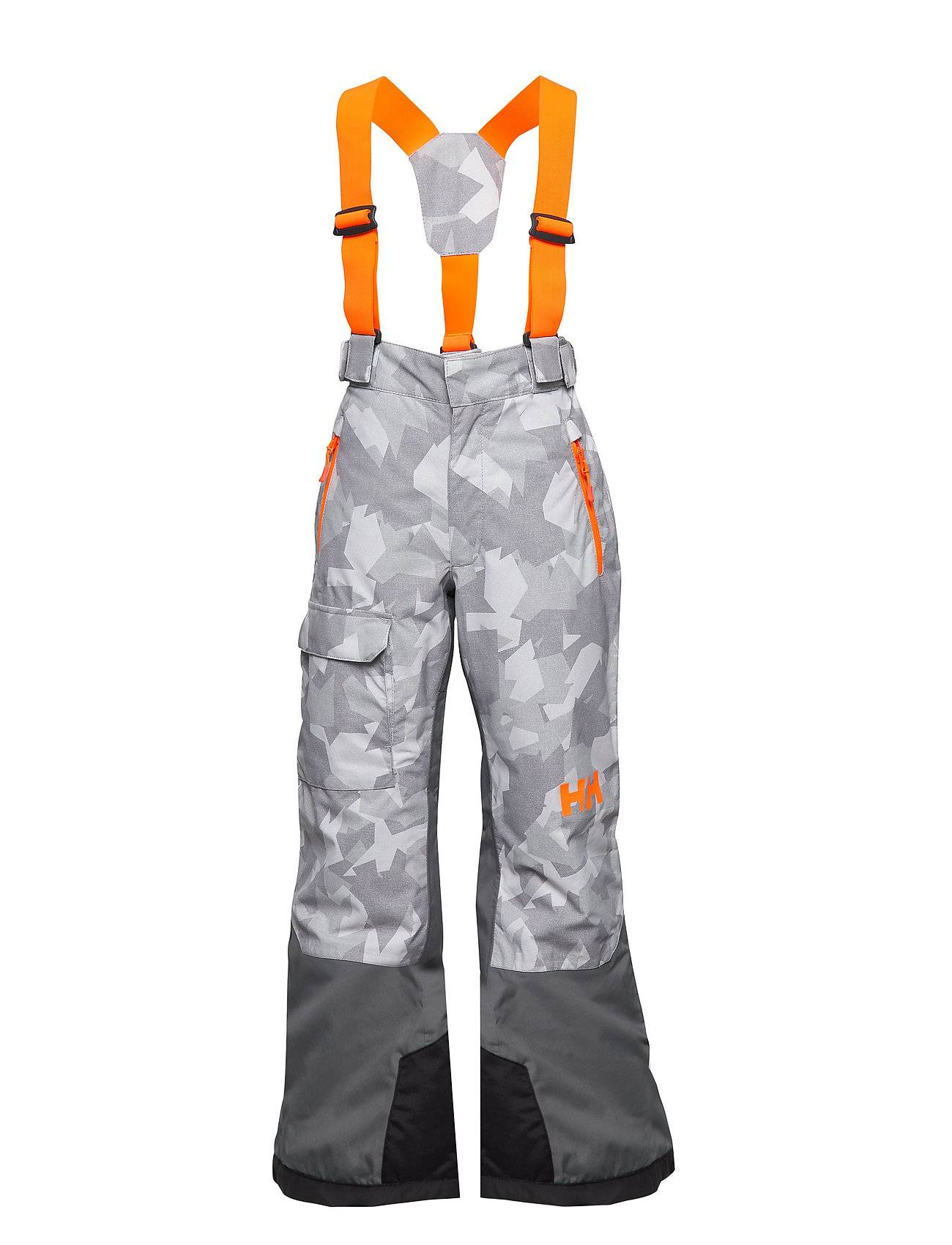 Helly Hansen Jr No Limits Pant Outerwear Thermo Outerwear Thermo Trousers Monivärinen/Kuvioitu Helly Hansen