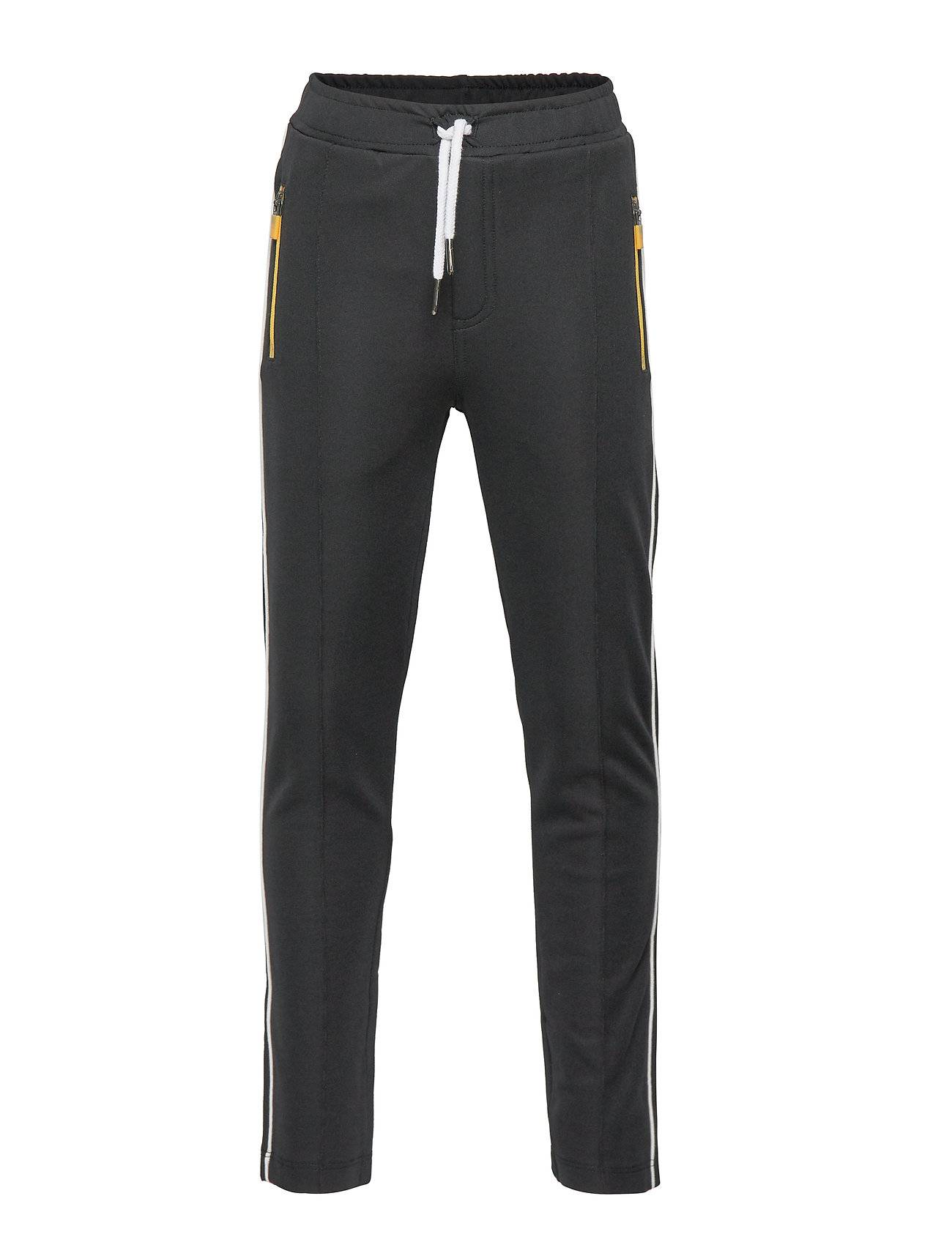 Hust & Claire Gabel - Jogging Trousers Collegehousut Olohousut Musta