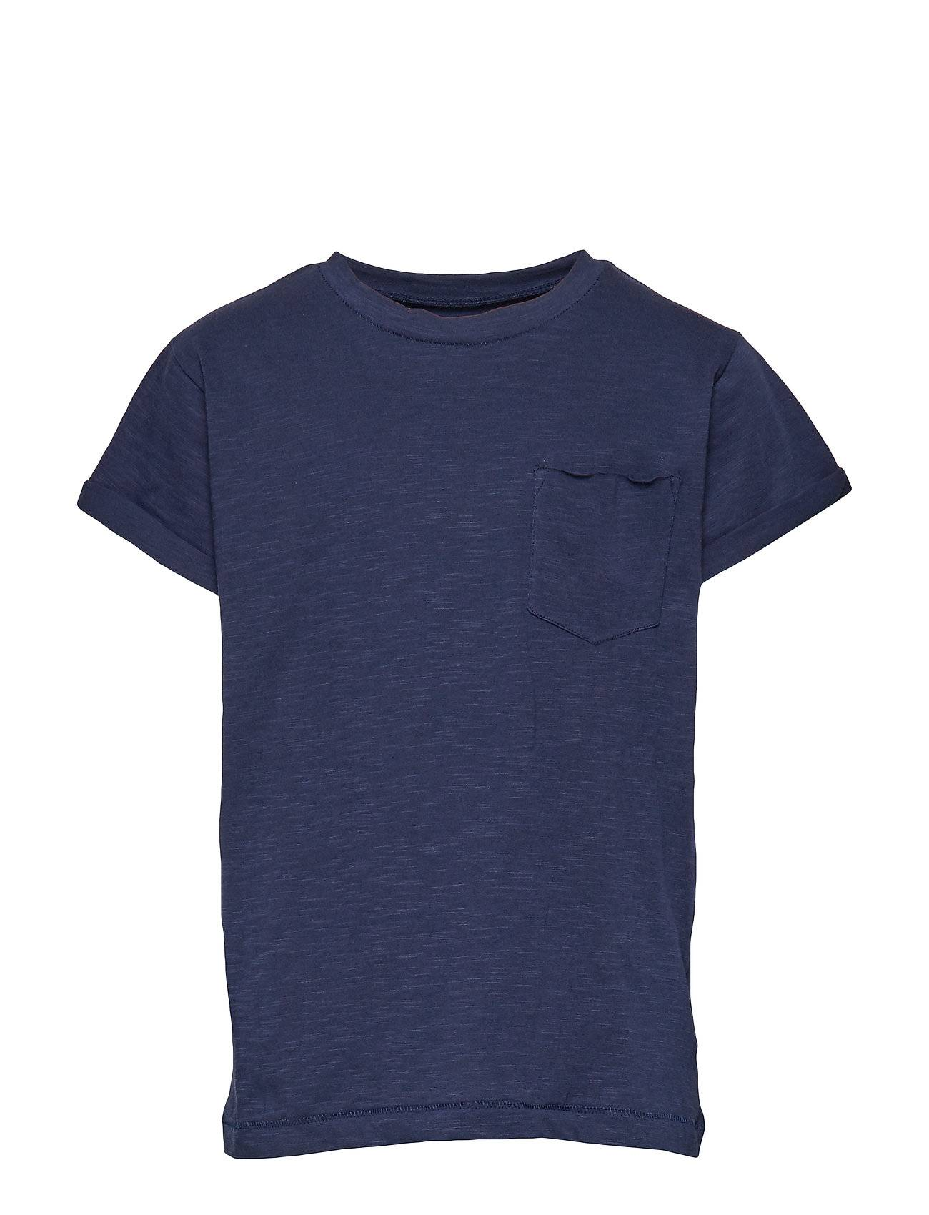 Hust & Claire T-Shirt T-shirts Short-sleeved Sininen Hust & Claire
