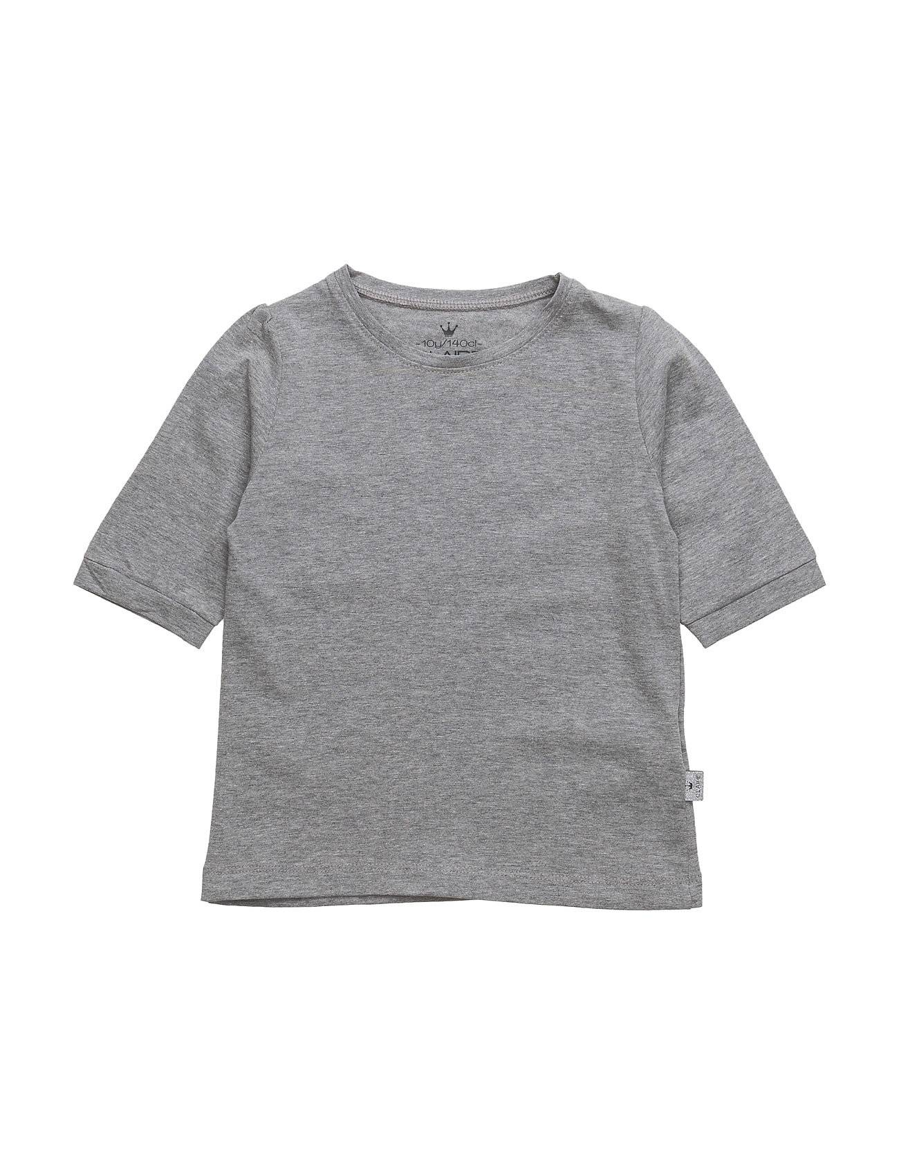 Hust & Claire T-Shirt T-shirts Short-sleeved Harmaa Hust & Claire