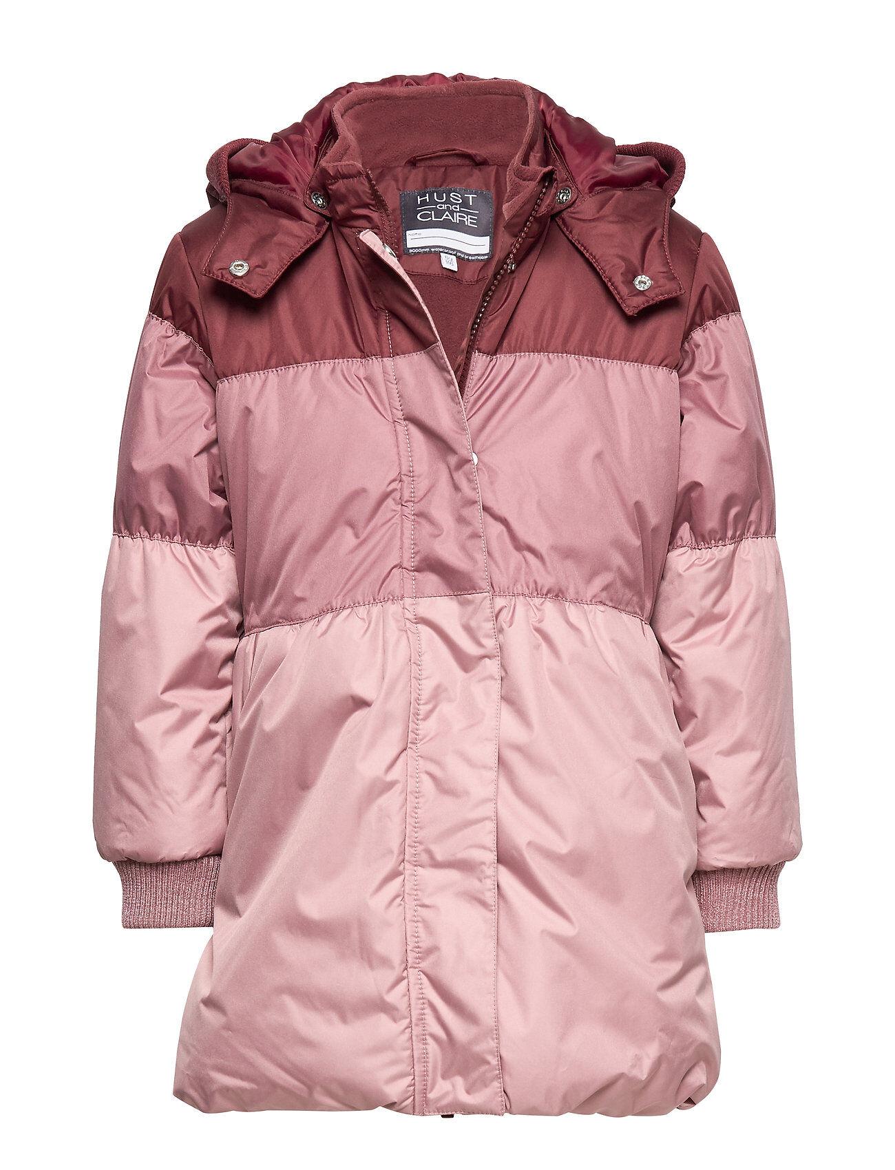 Hust & Claire Oriane - Jacket Toppatakki Vaaleanpunainen Hust & Claire