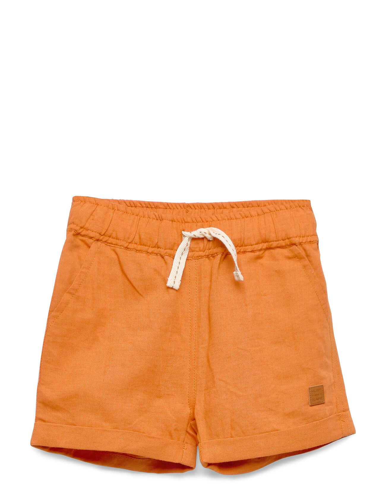 Hust & Claire Hakon - Shorts Shortsit Oranssi Hust & Claire