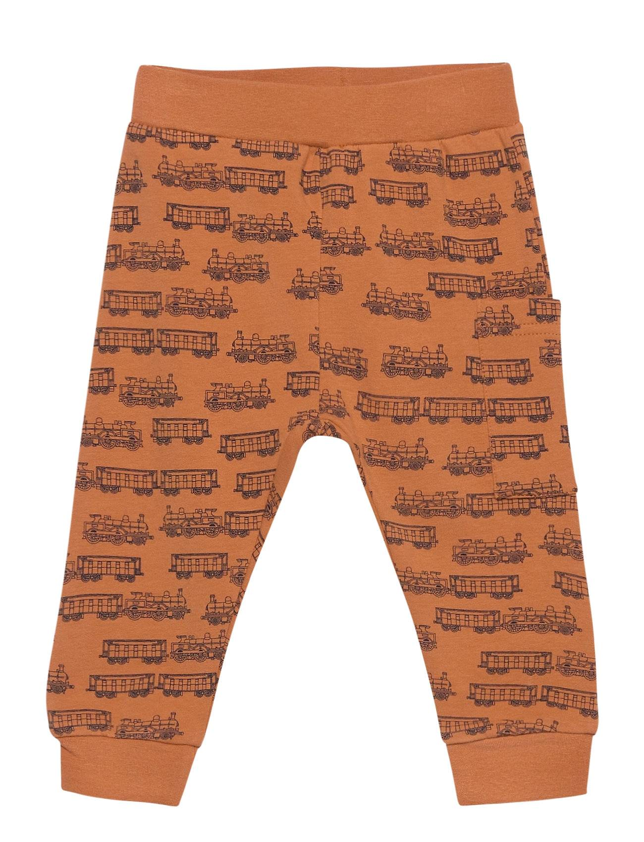 Hust & Claire Gus - Jogging Trousers Housut Oranssi Hust & Claire