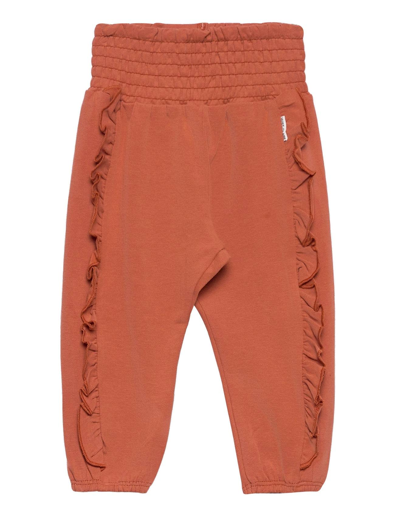 Hust & Claire Trille - Trousers Housut Ruskea Hust & Claire