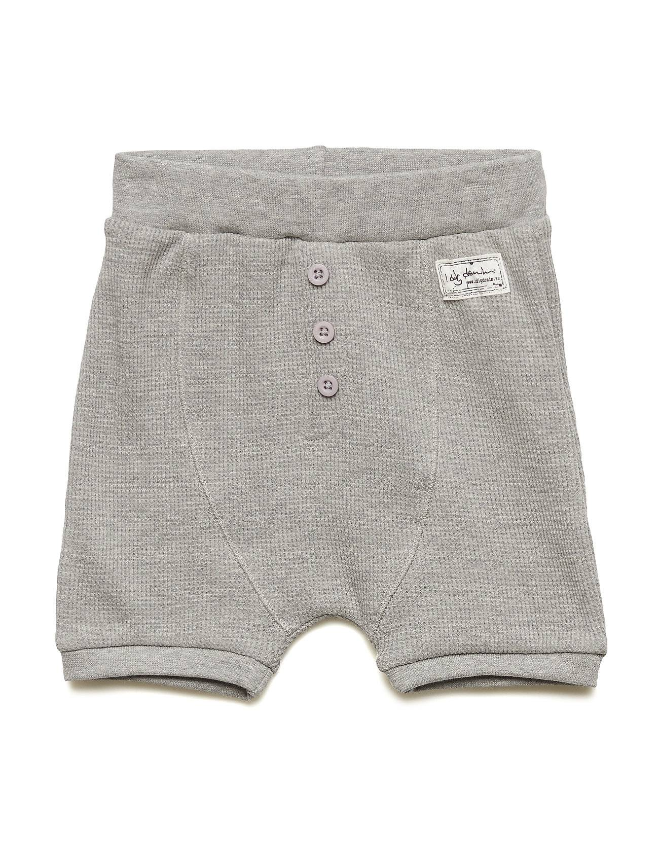 I dig denim Ly Shorts Shortsit Harmaa I Dig Denim