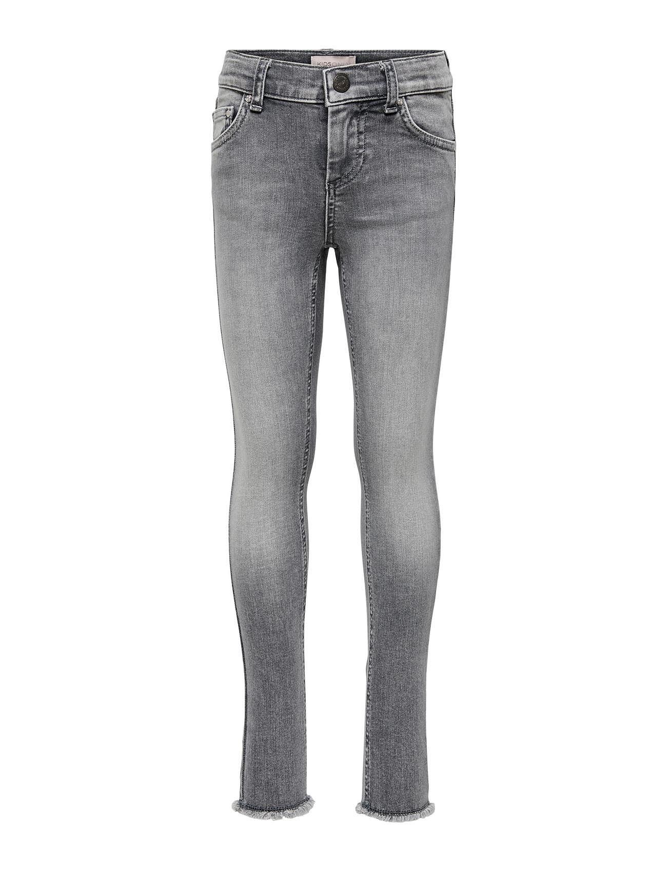 Kids Only Konblush Skinny Raw Jeans 0918 Noos Farkut Harmaa Kids Only