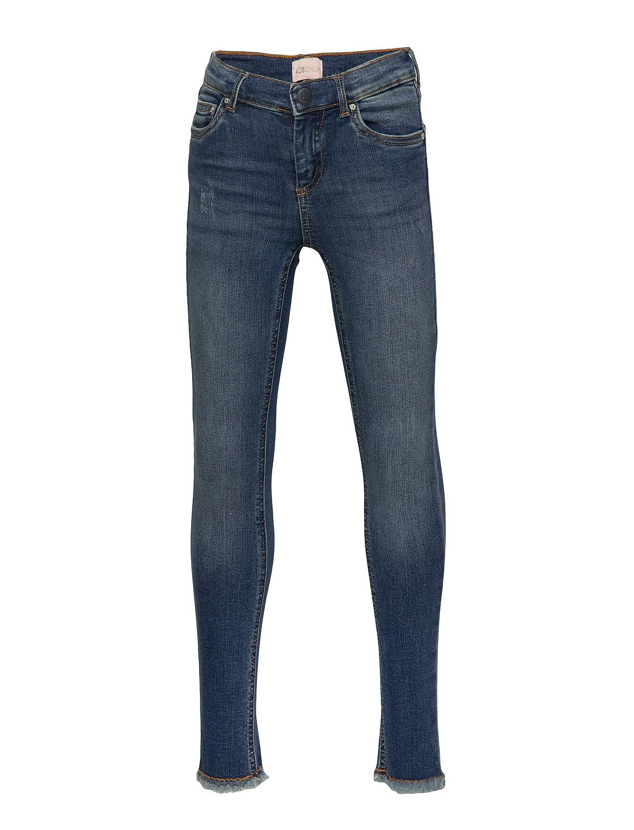 Kids Only Konblush Skinny Raw Jeans 1303 Noos Farkut Sininen Kids Only