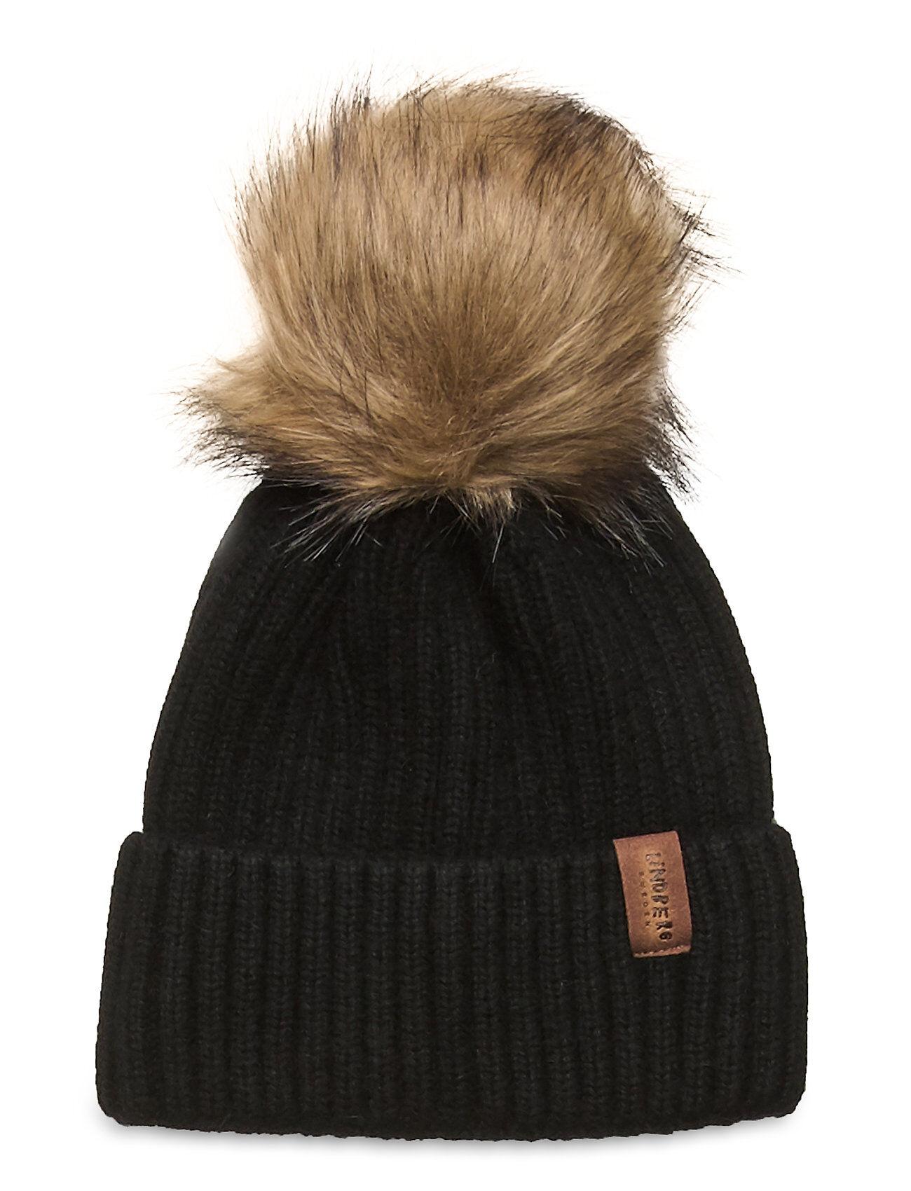 Lindberg Sweden Sibo Hat Accessories Headwear Hats Musta Lindberg Sweden