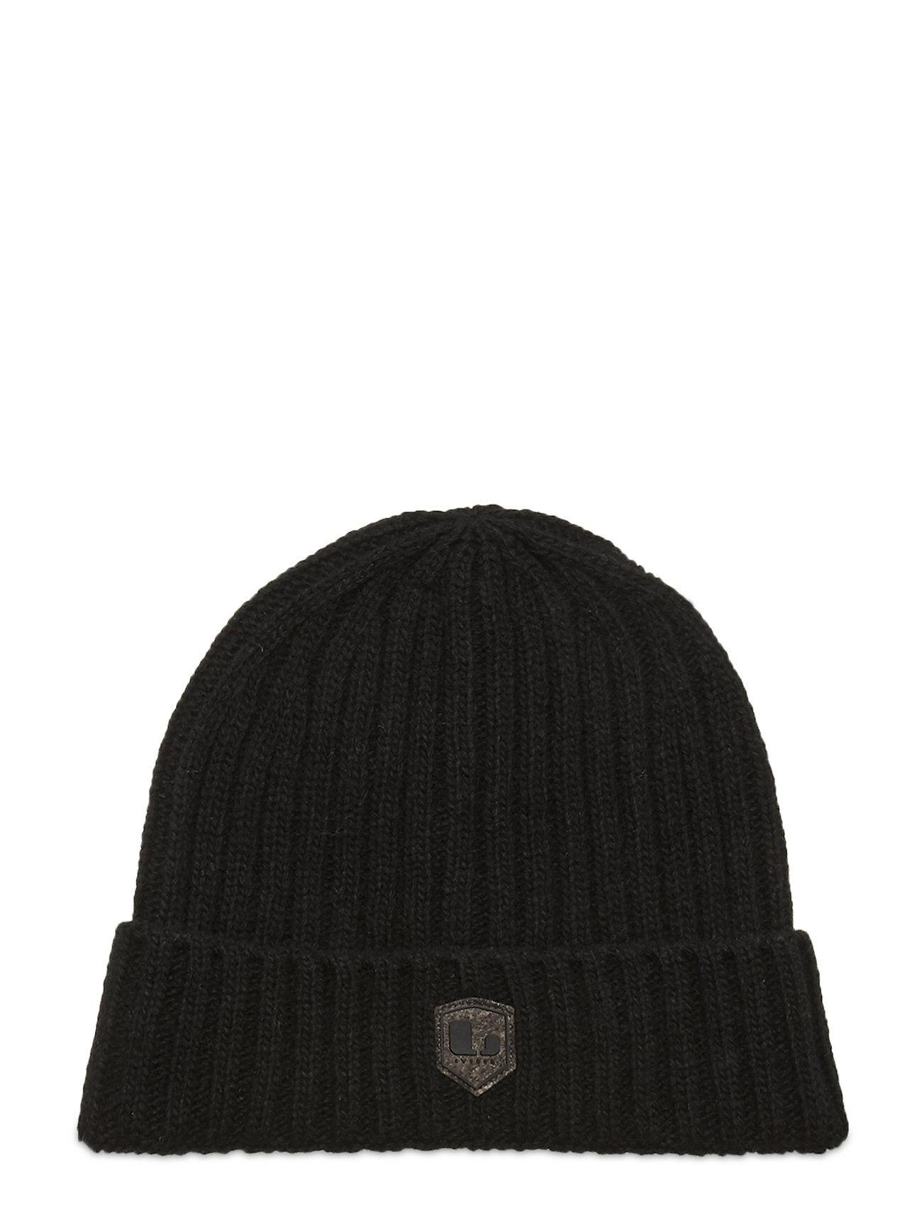 Lindberg Sweden Stockholm Hat Accessories Headwear Hats Musta Lindberg Sweden