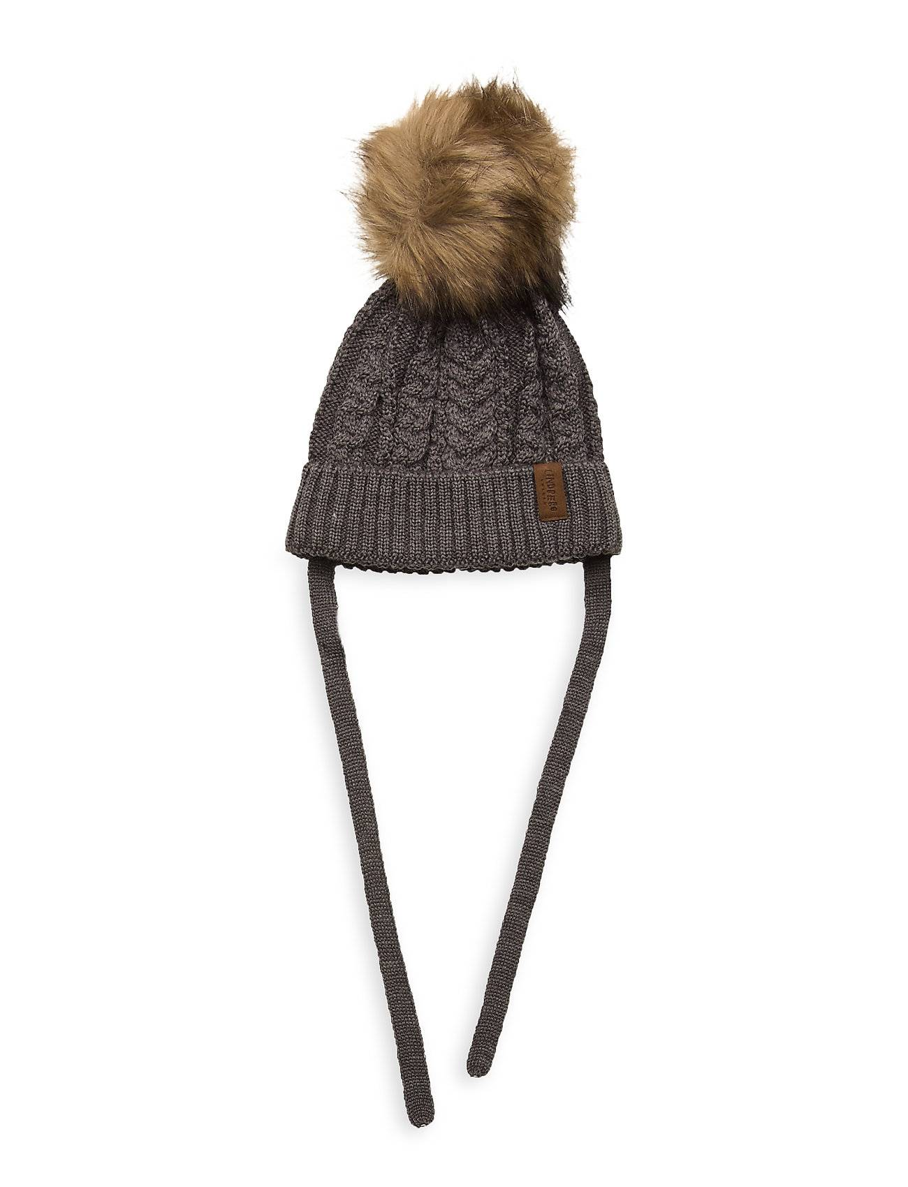 Lindberg Sweden Sunne Hat Accessories Headwear Hats Harmaa Lindberg Sweden