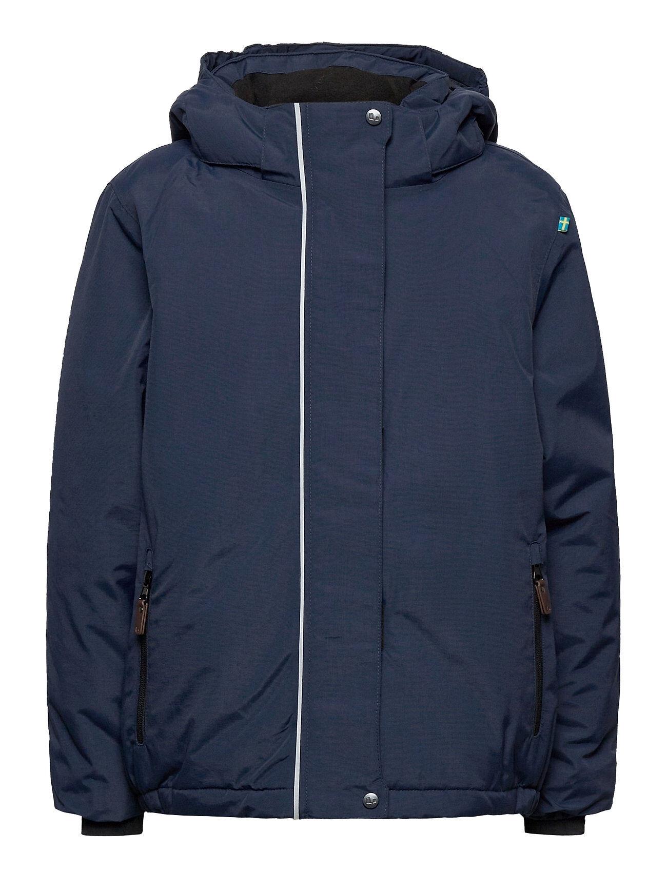 Lindberg Sweden Iceberg Jacket Outerwear Snow/ski Clothing Snow/ski Jacket Sininen Lindberg Sweden