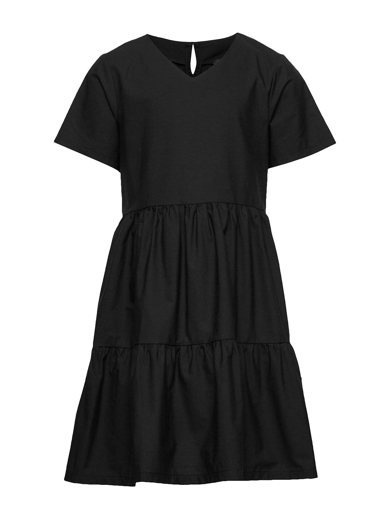 LMTD Nlfdaluca Ss Dress Mekko Musta LMTD