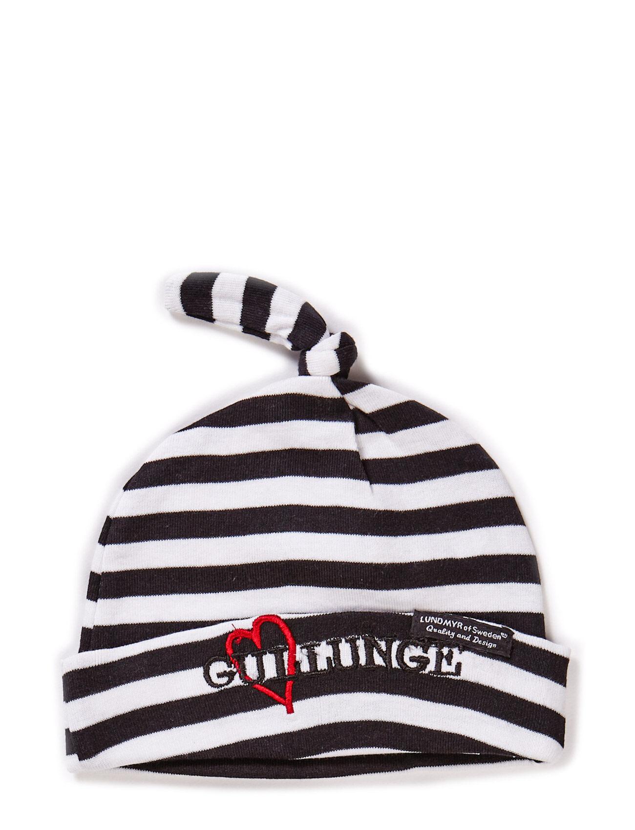 "Lundmyr Cap, Striped, Ã""Lskling"