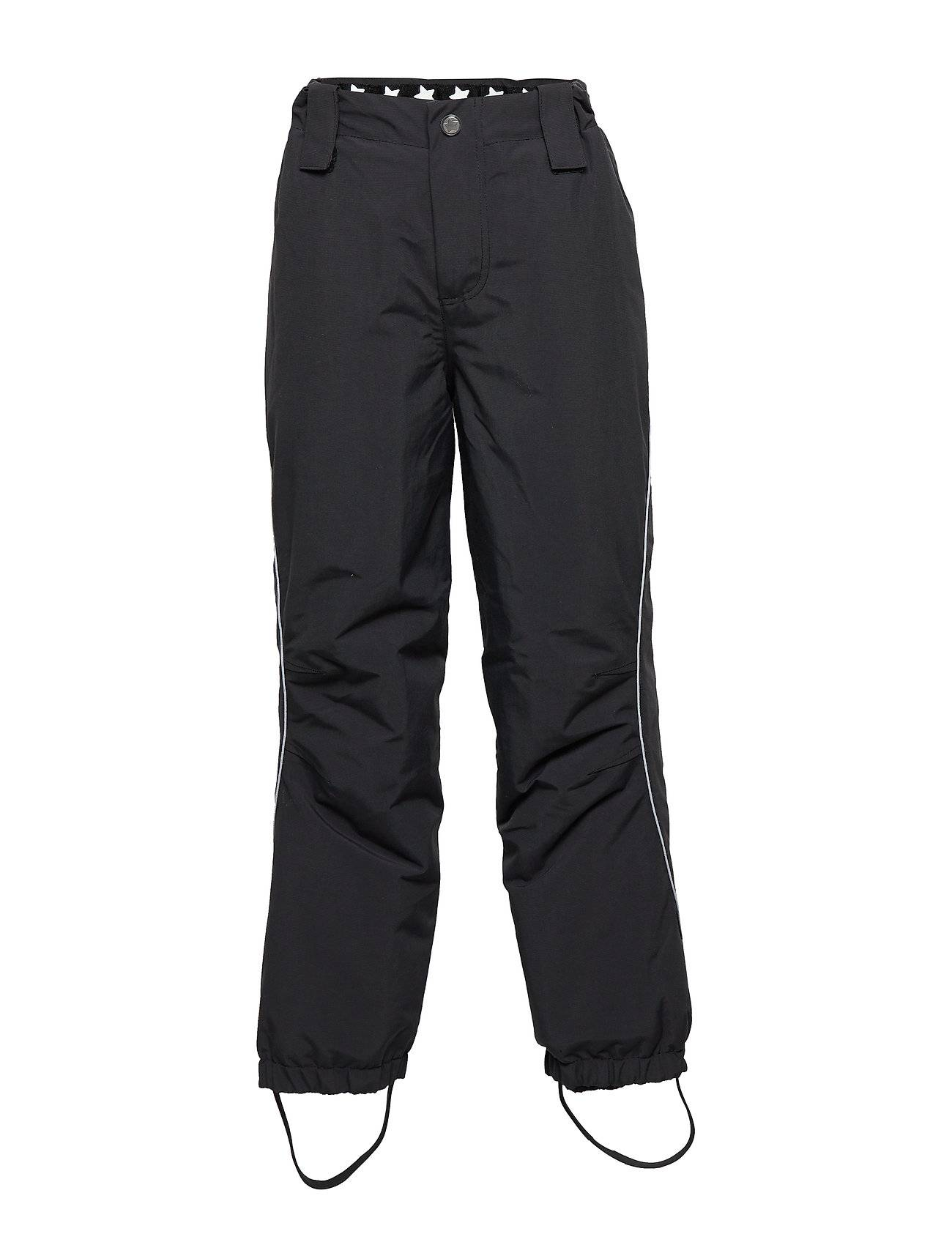 Molo Pollux Active Outerwear Snow/ski Clothing Snow/ski Pants Musta Molo