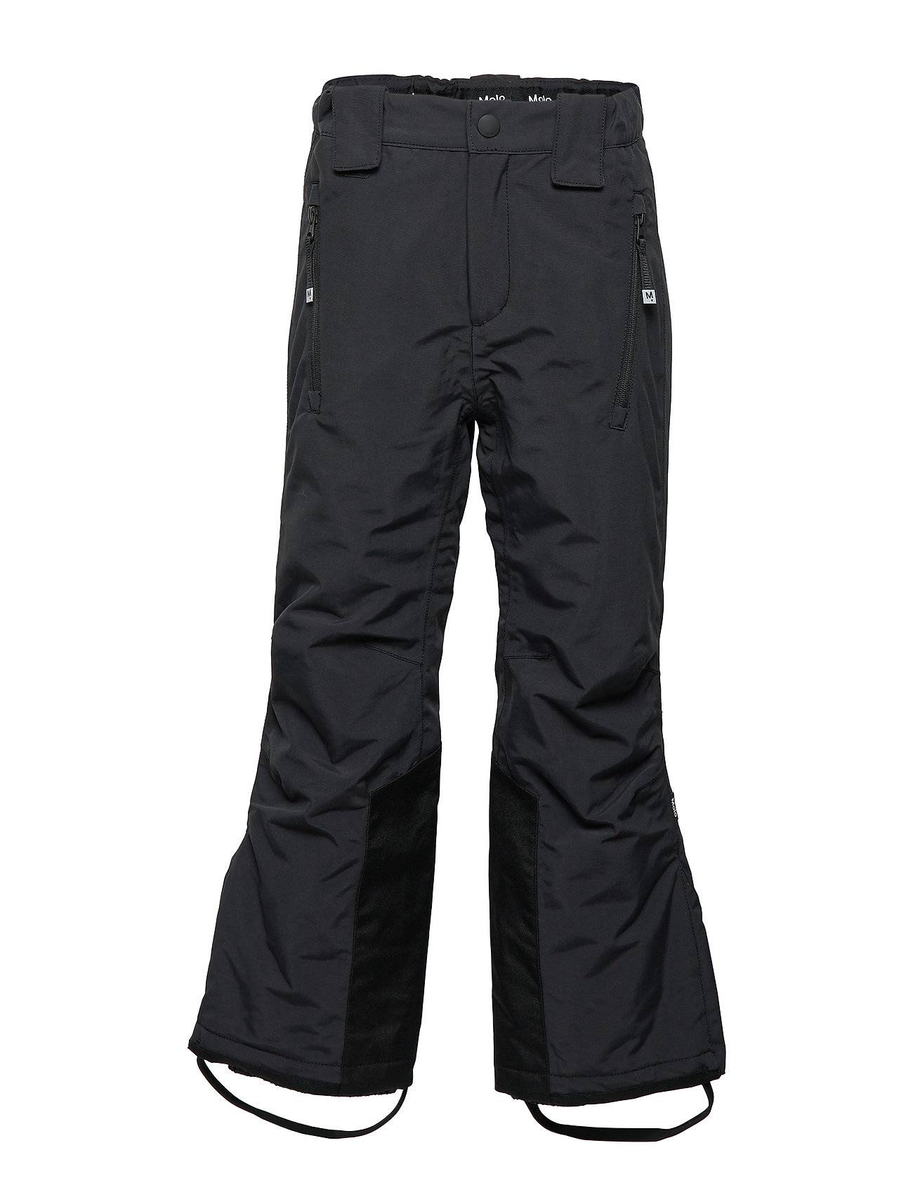 Molo Jump Pro Outerwear Snow/ski Clothing Snow/ski Pants Musta Molo
