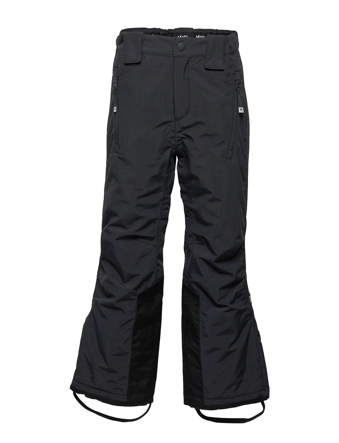 Molo Jump Pro Outerwear Snow/ski Clothing Snow/ski Pants Musta Molo