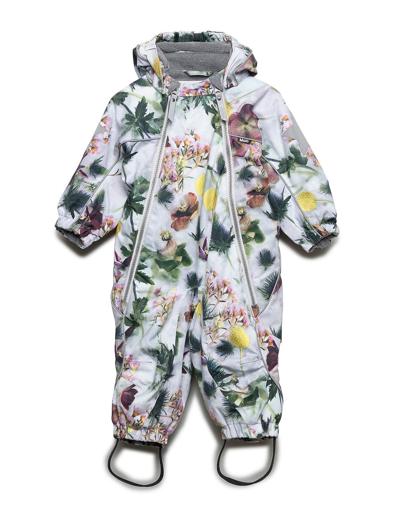 Molo Pyxis Outerwear Snow/ski Clothing Snow/ski Suits & Sets Monivärinen/Kuvioitu Molo